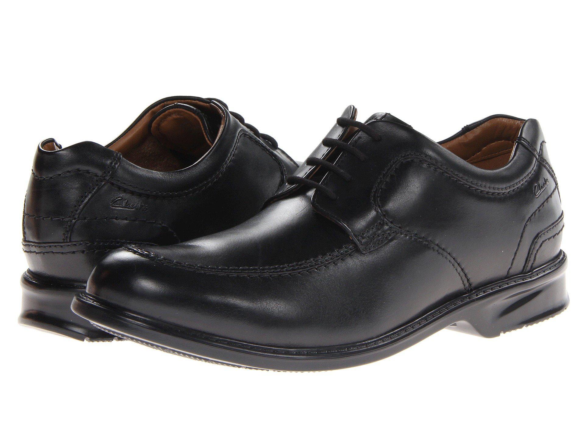 ddc186727e34 Lyst - Clarks Colson Camp (black) Men s Shoes in Black for Men