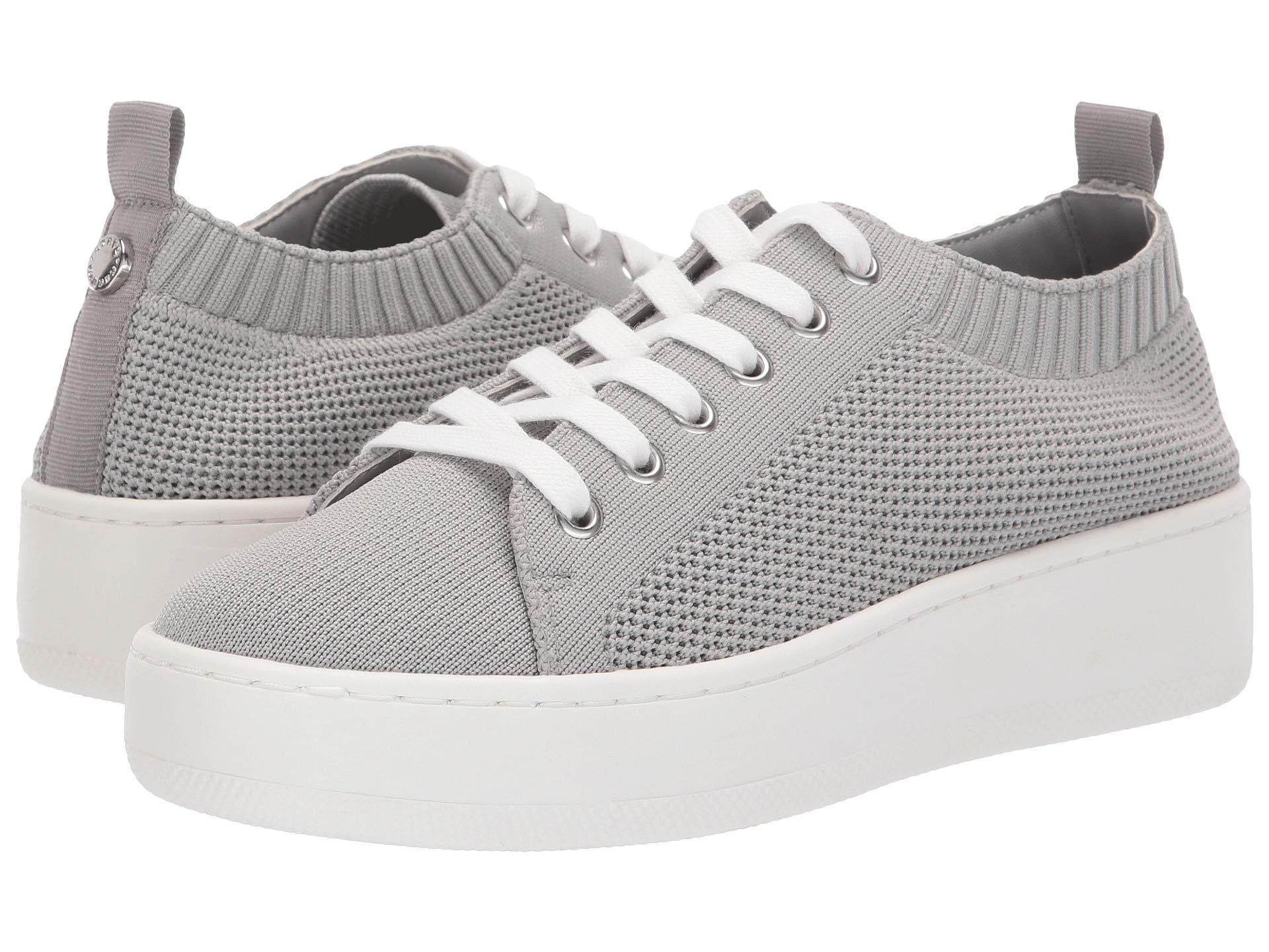 0fbbdd637e6 Lyst - Steve Madden Bardo Sneaker in Gray