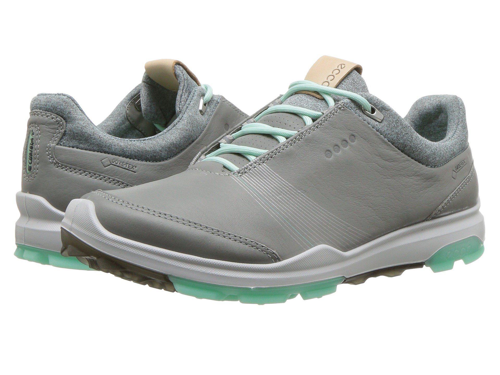 d0df348f6add53 Lyst - Ecco Biom Hybrid 3 Gtx (white teaberry) Women s Golf Shoes in ...