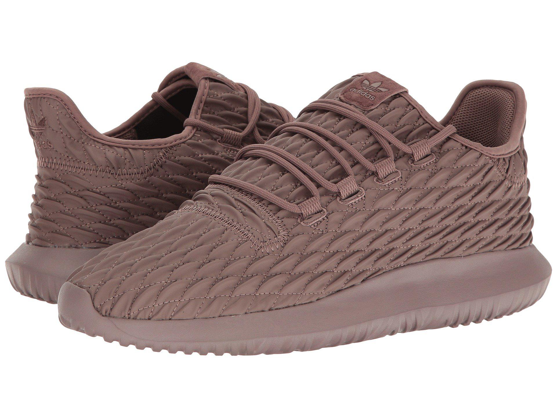75cd64f3dd93 Lyst - adidas Originals Tubular Shadow (trace Brown trace Brown core ...