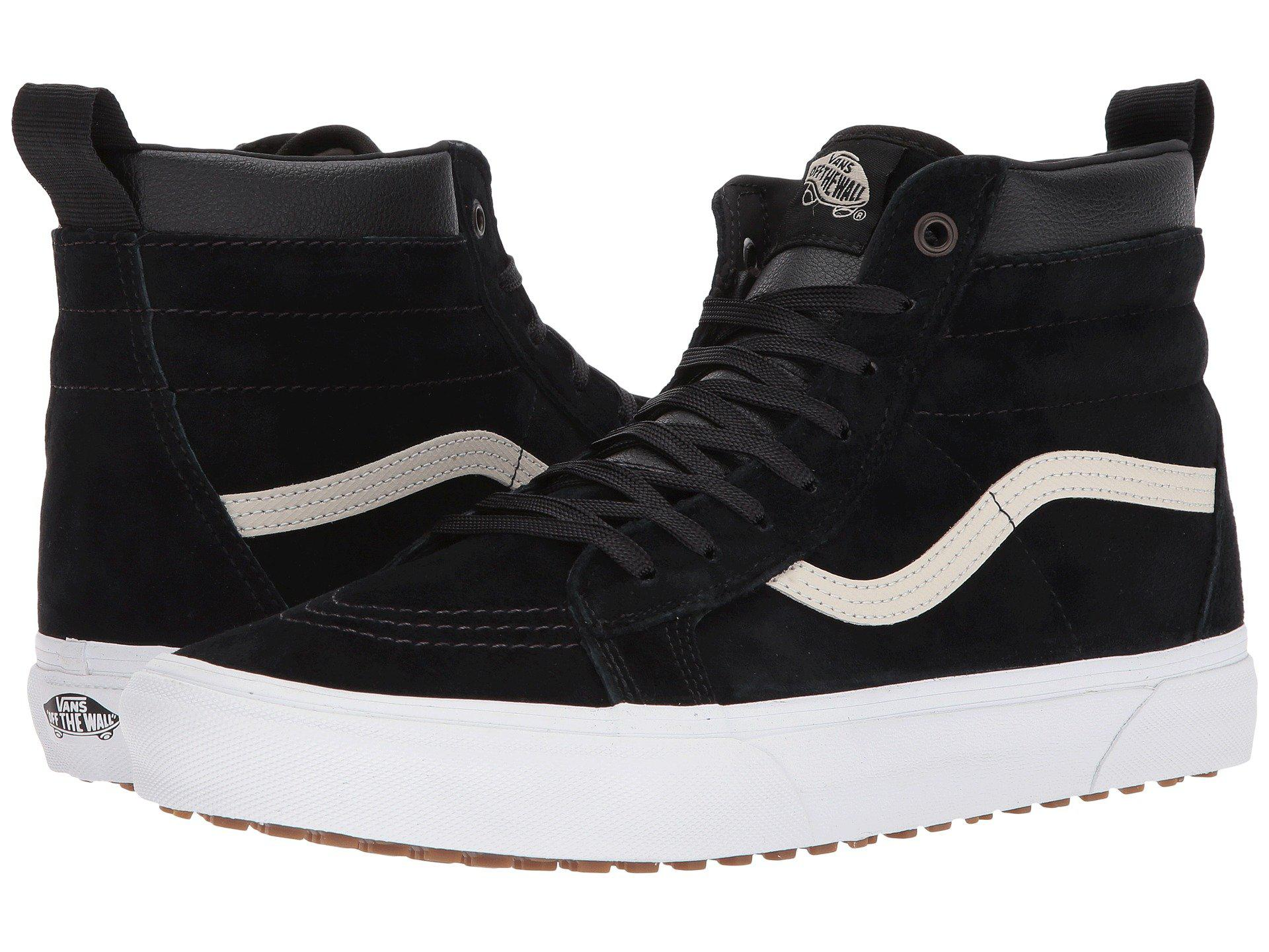 4e15b0a7b Lyst - Vans Sk8-hi Mte ((mte) Winter Moss military) Skate Shoes in ...
