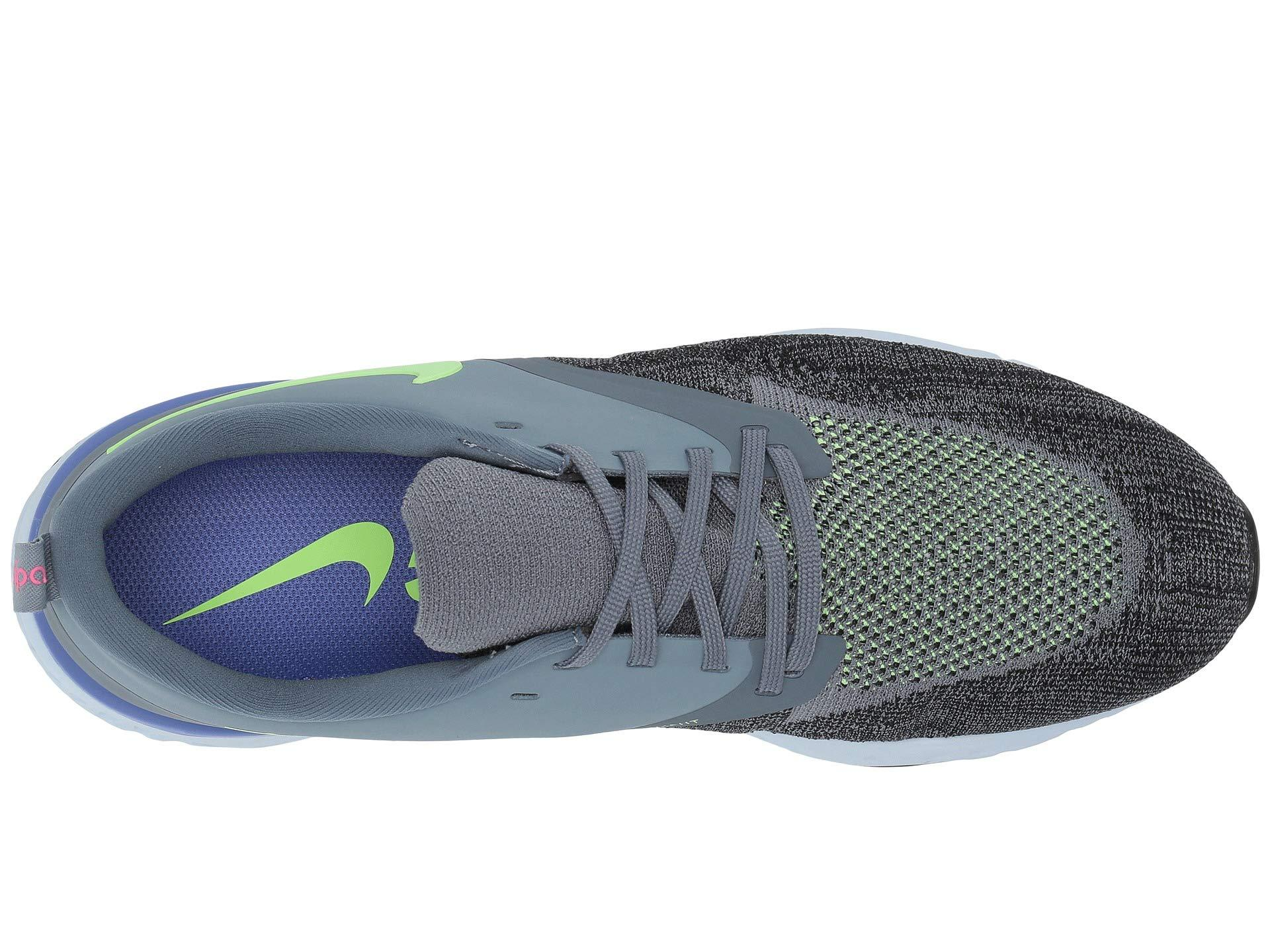 wholesale dealer 98184 e509f Nike - Odyssey React Flyknit 2 (indigo Force white blue Void red. View  fullscreen