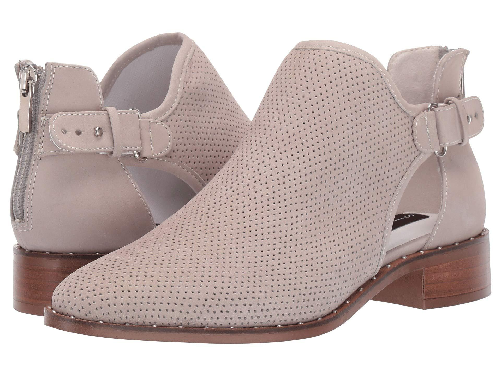 80121775c98 Lyst - Steven by Steve Madden Cusp (black Nubuck) Women s Shoes