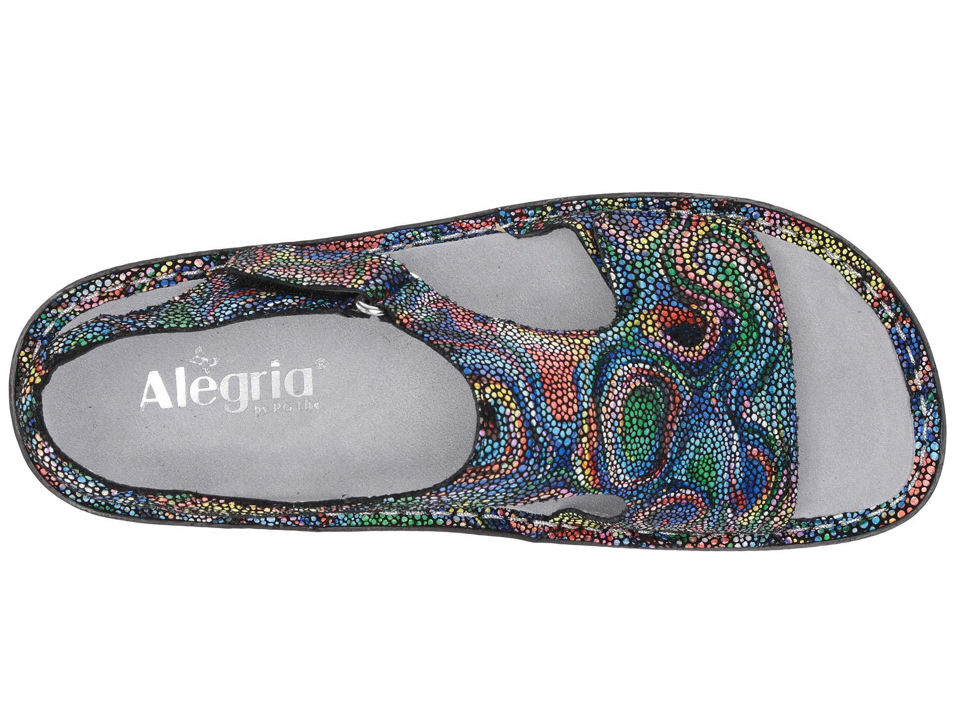 3b667ed9238b Alegria - Multicolor Viki (trellis) Women s Lace-up Boots - Lyst. View  fullscreen