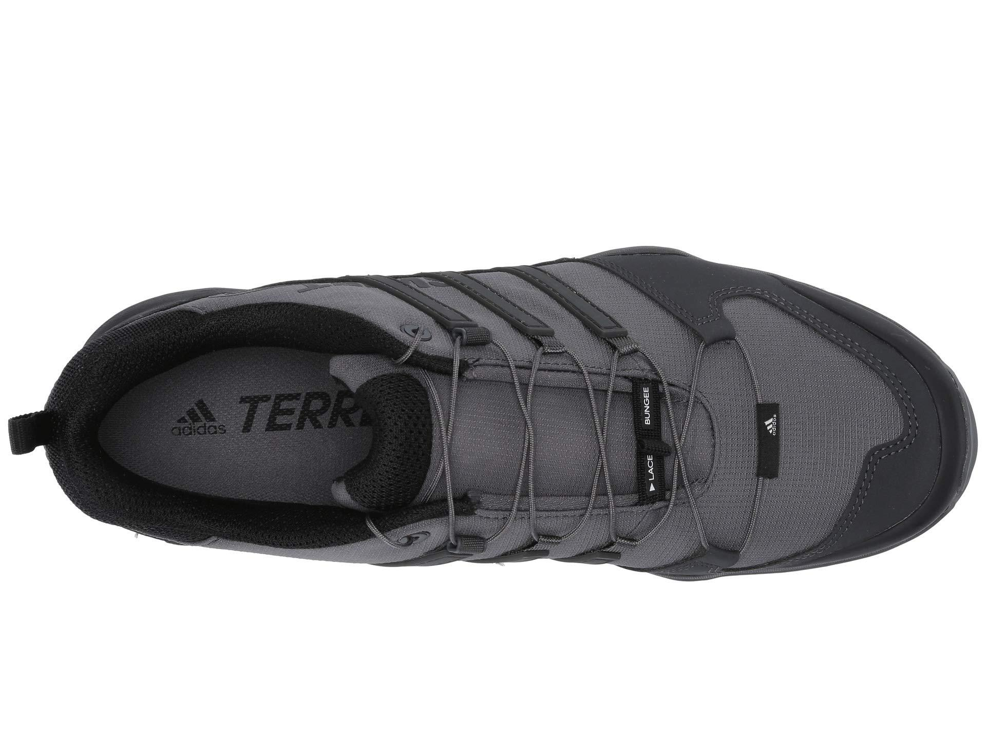 newest 93fda 18fdf Adidas Originals - Black Terrex Swift R2 (grey Six carbon grey Five). View  fullscreen