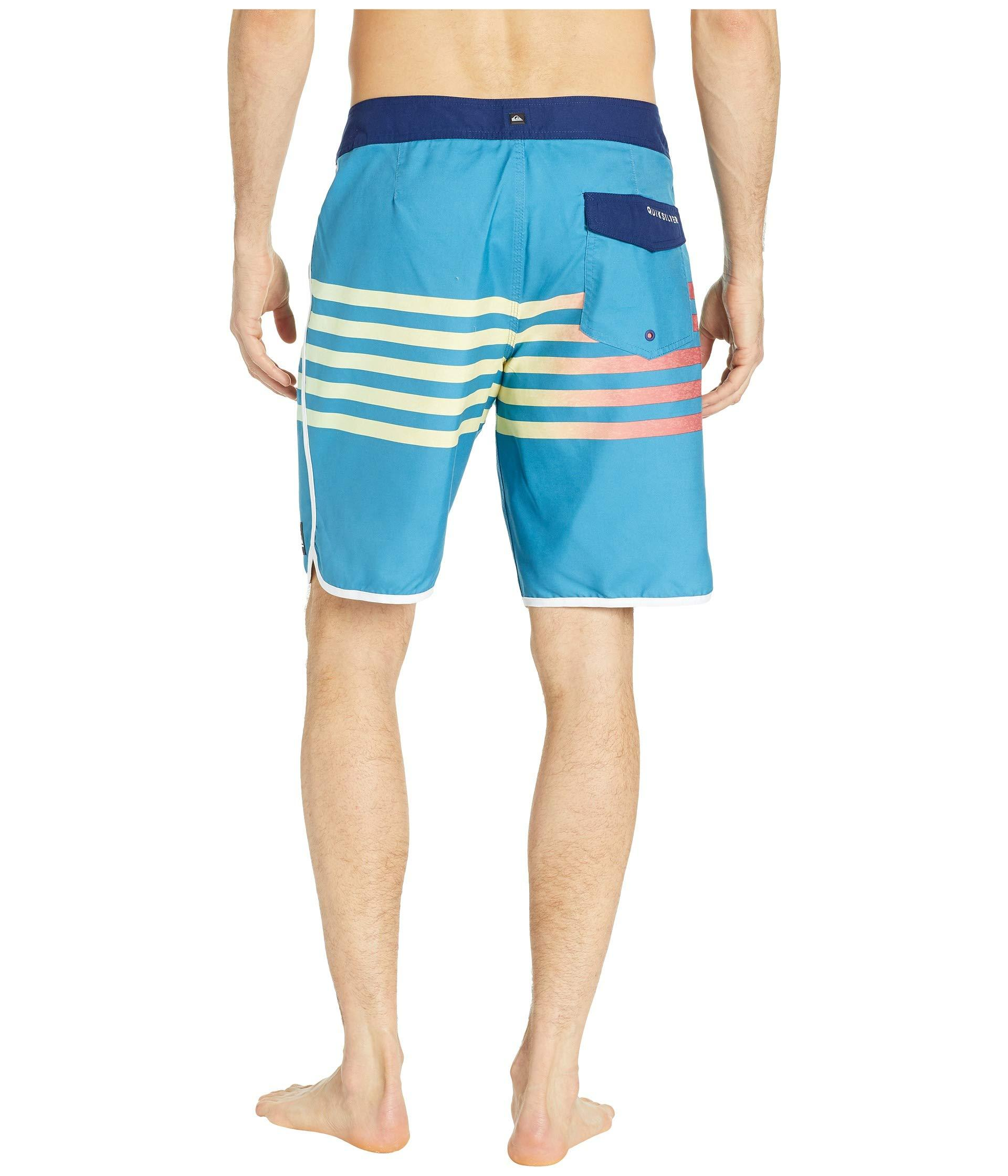 9a39839b09 Quiksilver - Blue Everyday Grass Roots 20 Boardshorts (southern Ocean) Men's  Swimwear for Men. View fullscreen
