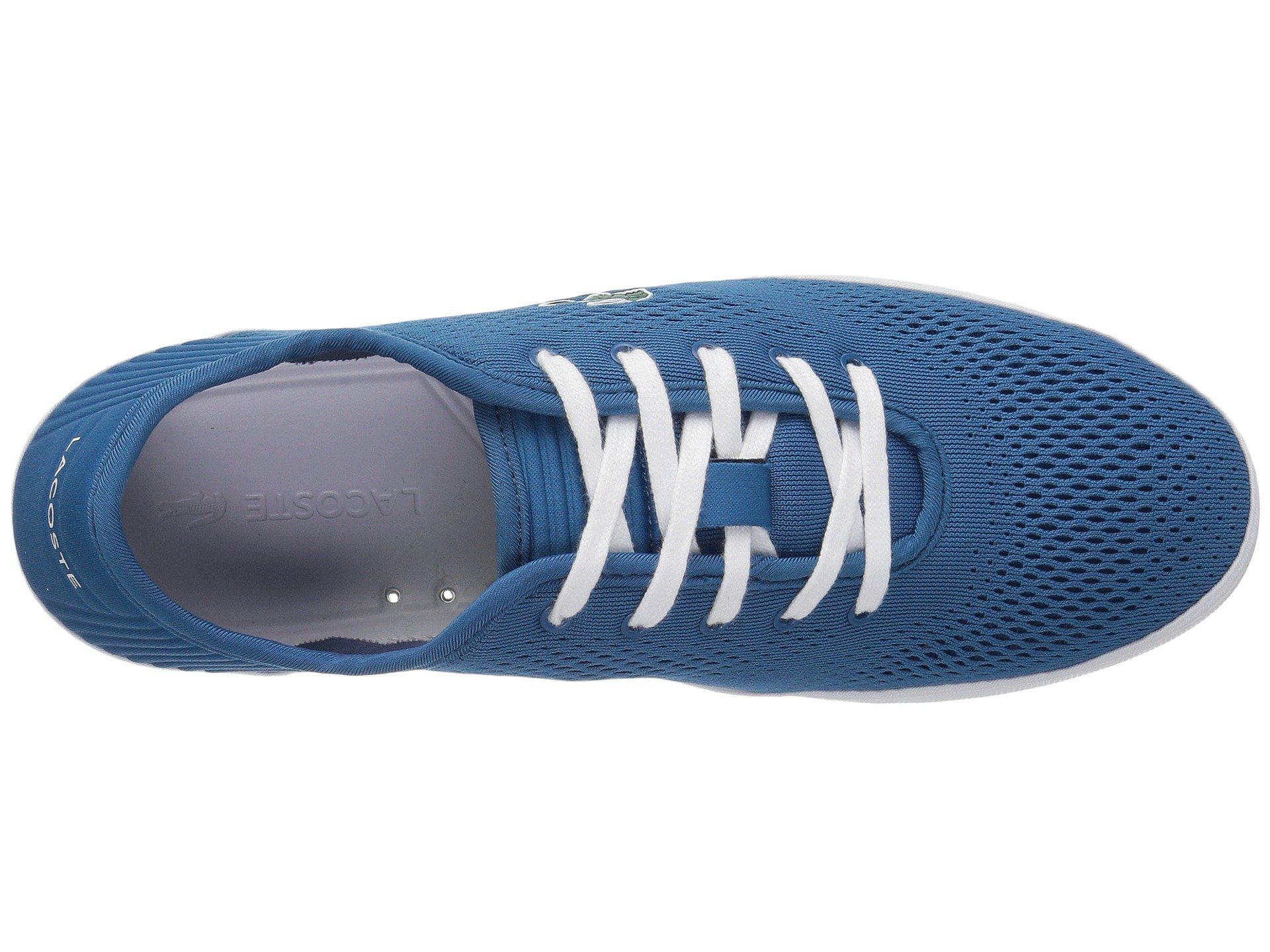 5fbc75d853ff0 Lacoste - L.ydro Lace 118 1 (dark Blue white) Men s Shoes. View fullscreen