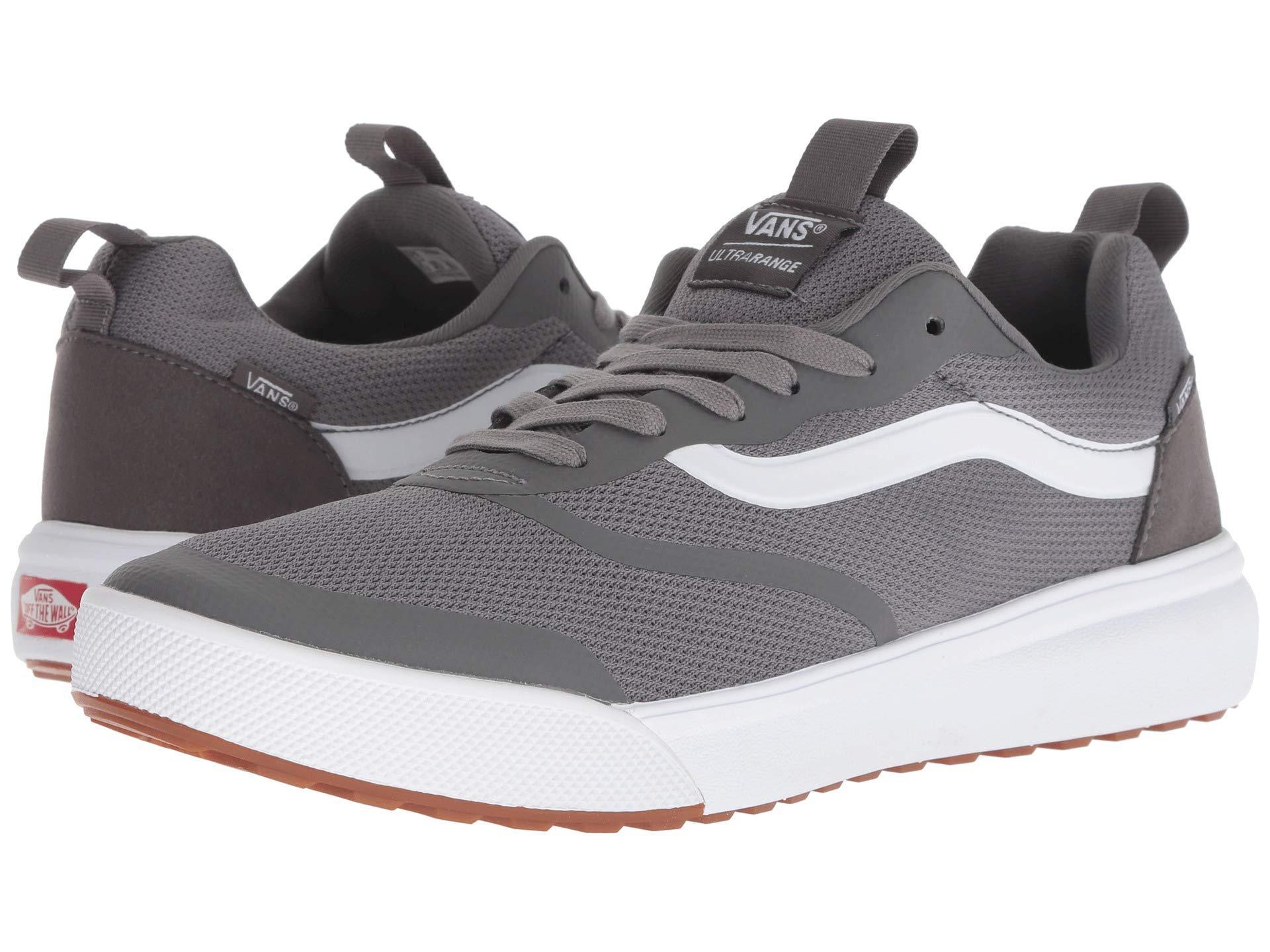 Lyst - Vans Ultrarange Rapidweld  18 (black black) Skate Shoes for Men 9c7b4c14b