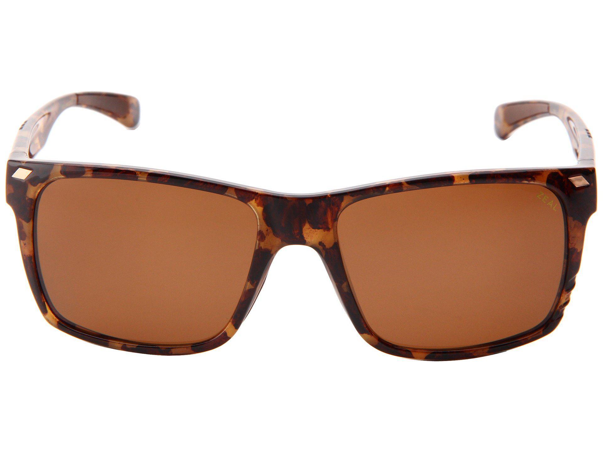 8e53234951 Zeal Optics - Brown Brewer (matte Wood Grain W   Copper Polarized Lens)  Sport. View fullscreen