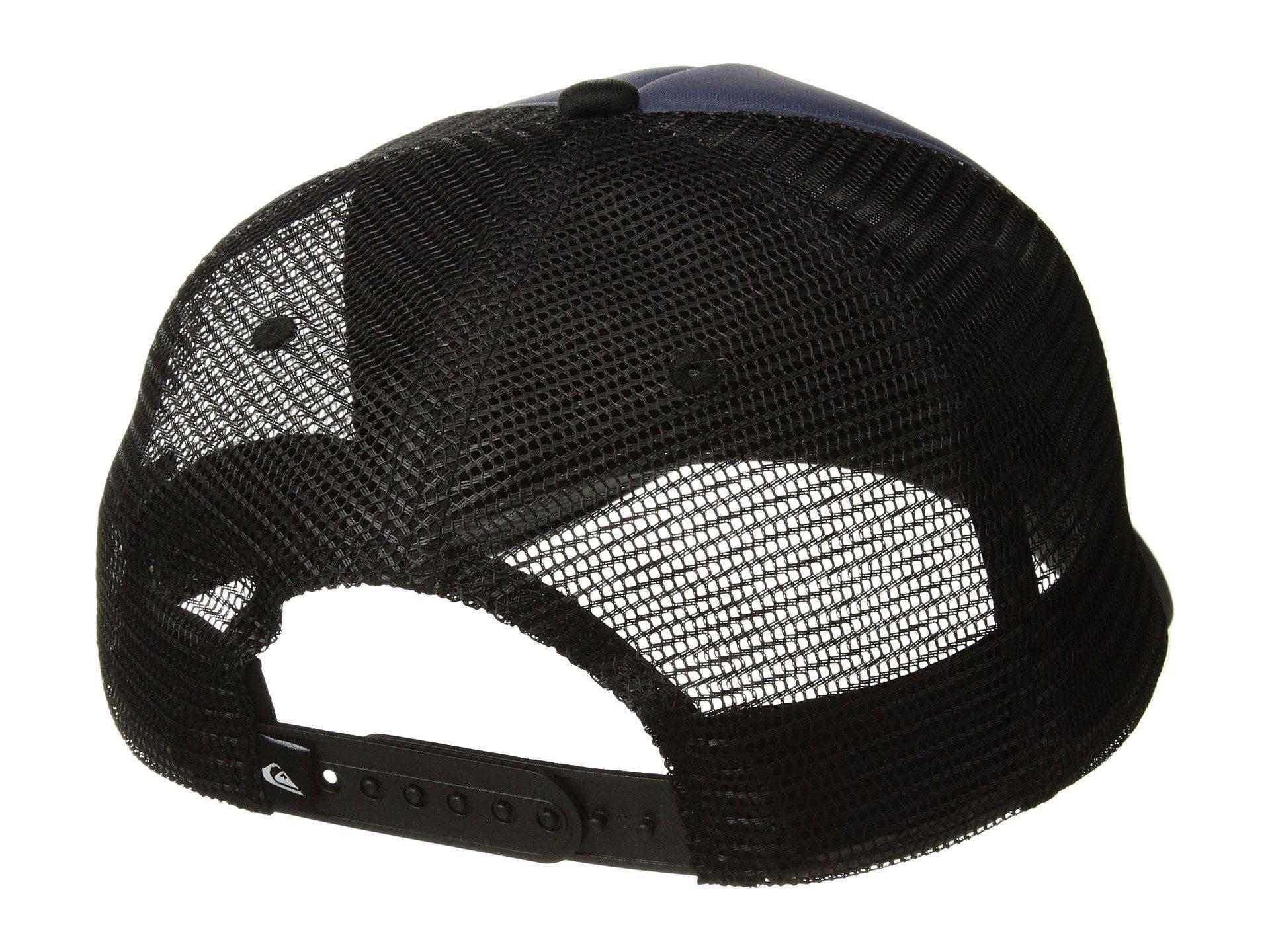 Quiksilver - Black Stripe Stare Cap (vintage Indigo) Baseball Caps for Men  - Lyst. View fullscreen 2301c09ec9dc