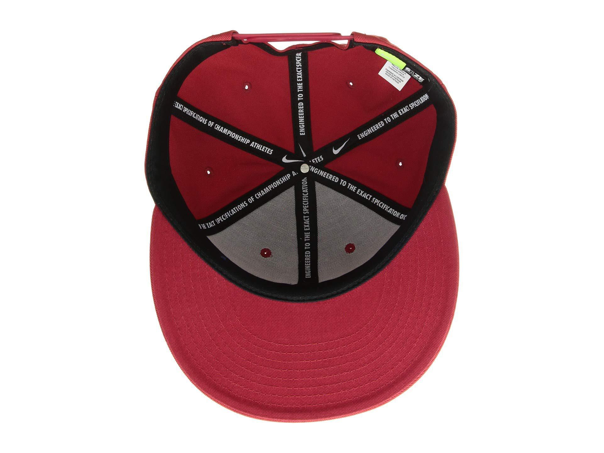 dd0e6defea7 Nike - Air True - Eos (varsity Red white) Caps for Men -. View fullscreen