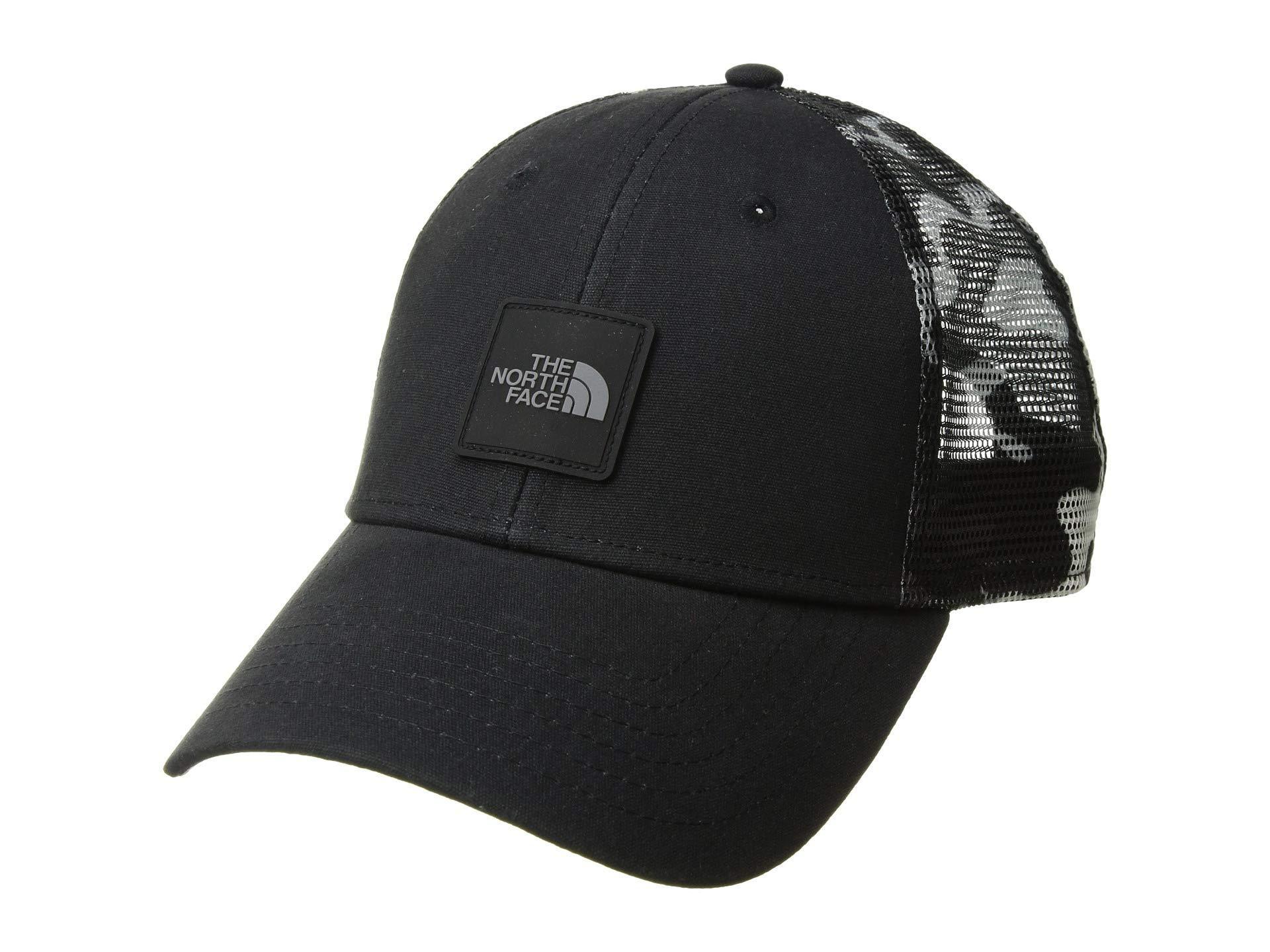 f584dcfbf14f0 The North Face Mudder Novelty Mesh Trucker Hat (moab Khaki Woodchip ...