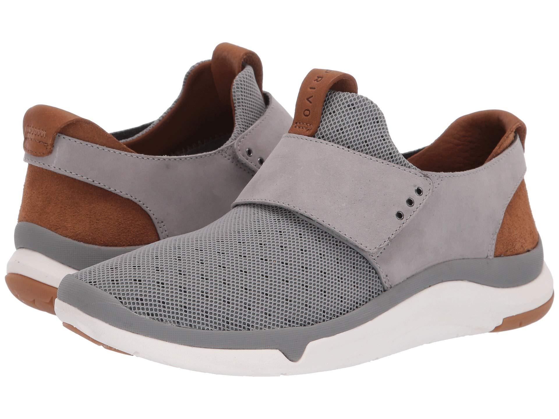 52593a66b385 Lyst - Clarks Privo Flux (navy) Women s Shoes in Gray