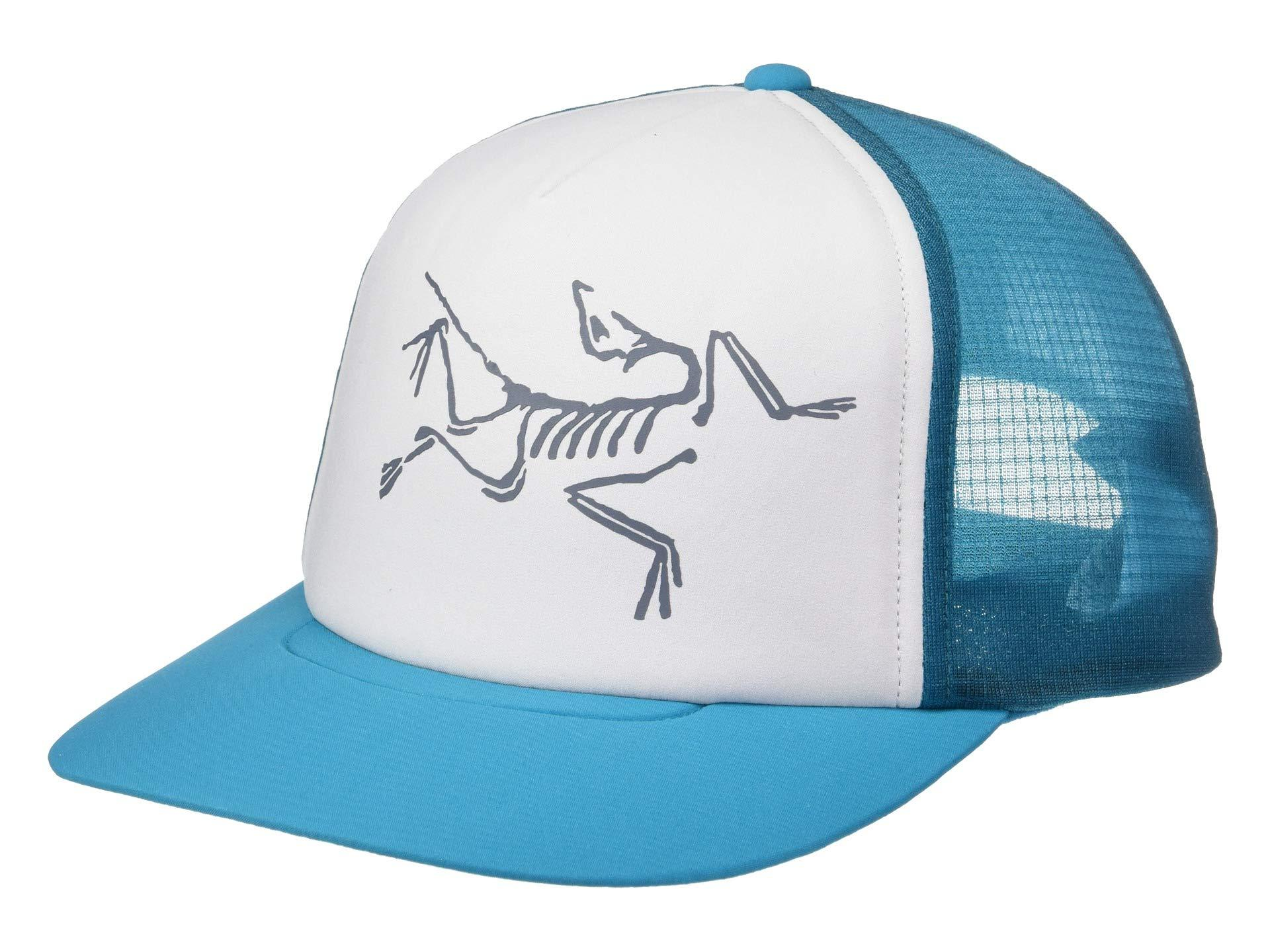 Lyst - Arc teryx Bird Trucker Hat (black) Caps in Blue for Men f73c49cd568a
