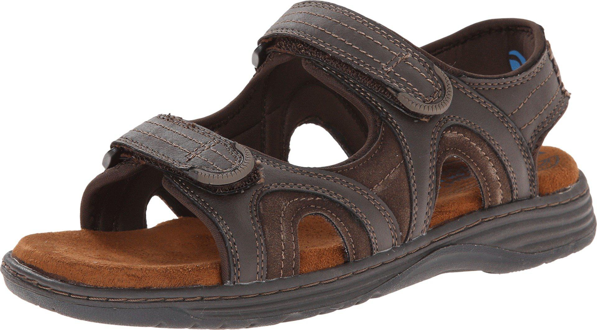 Lyst Nunn Bush Randall Two Strap Sandal In Brown For Men