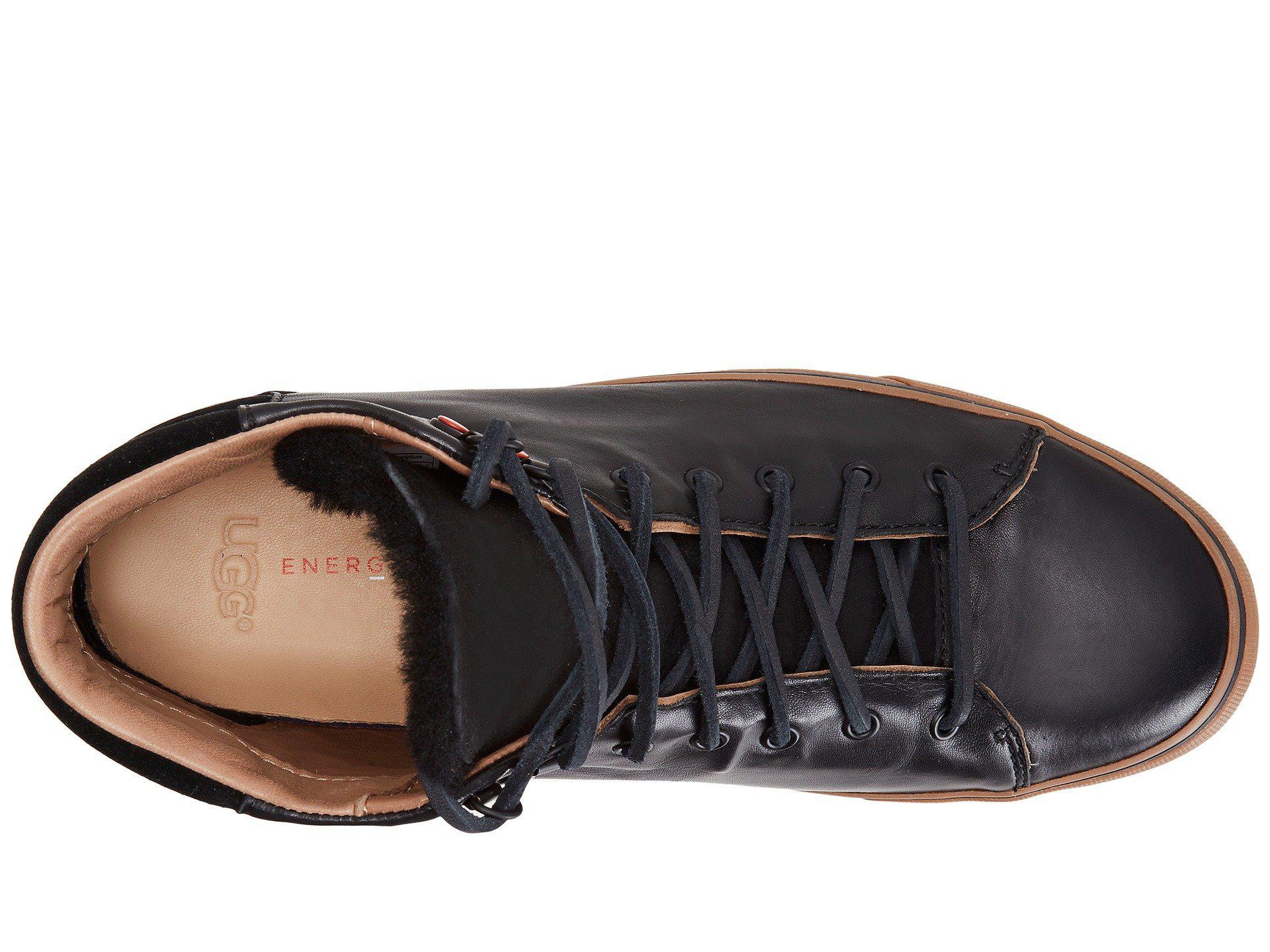 4c45c56f956 Lyst - UGG Hoyt Luxe (black) Men's Shoes in Black for Men