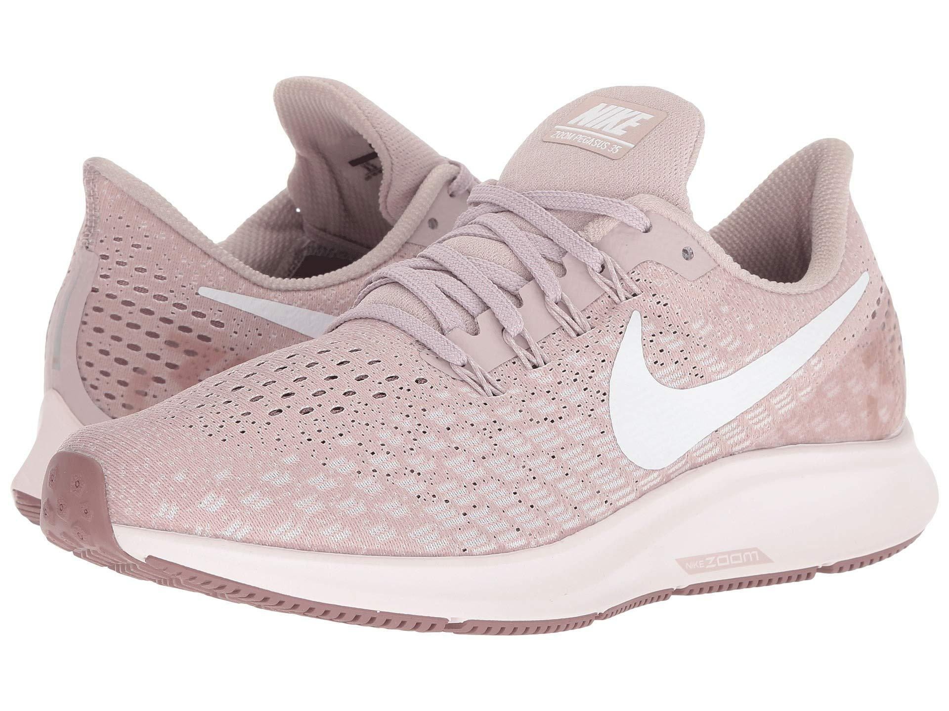 a3632f21f84 Lyst - Nike Air Zoom Pegasus 35 (vast Grey black pink Foam lime ...