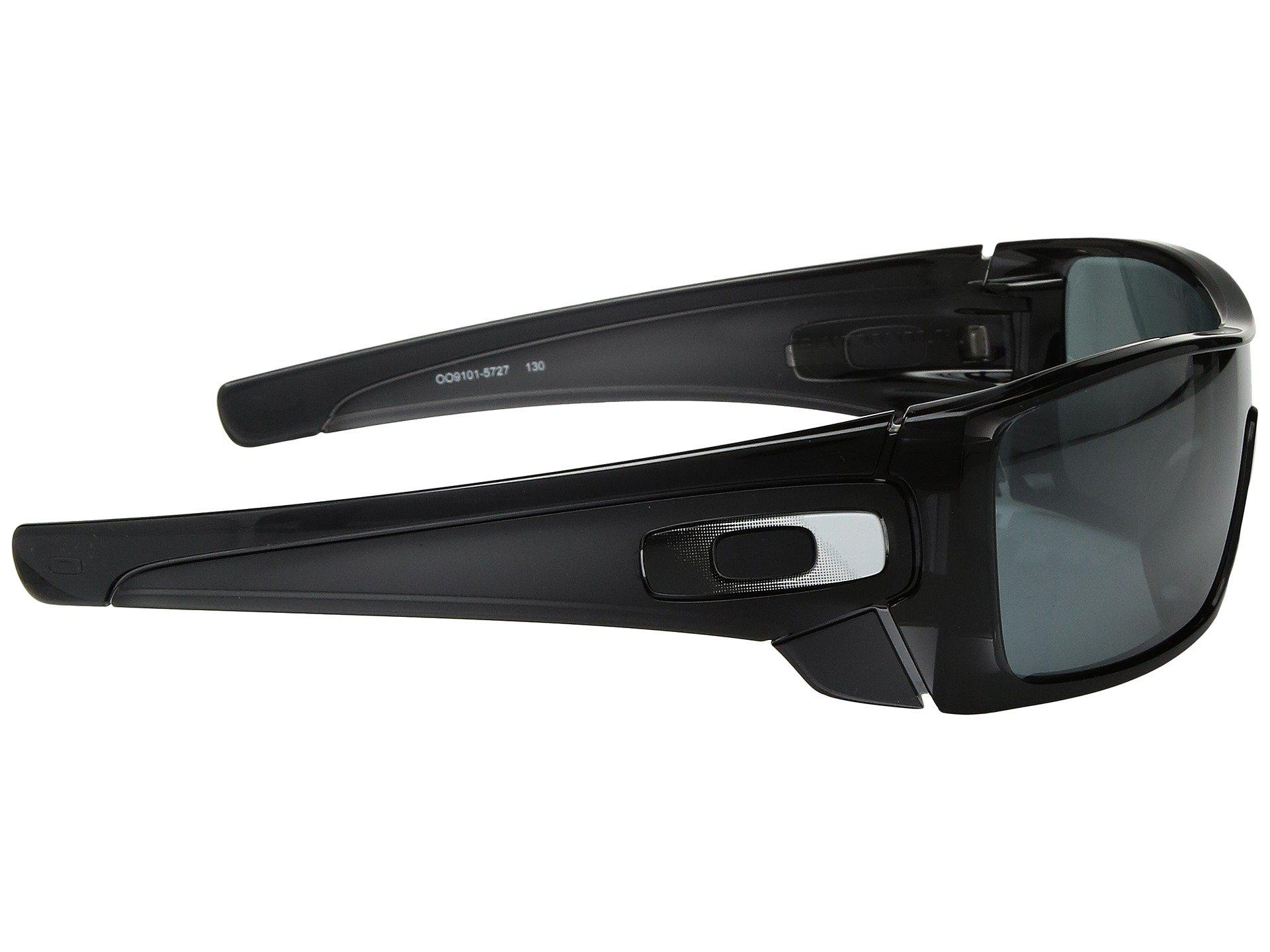 547c01ba7b ... discount code for oakley batwolf polished black w prizm sapphire sport  sunglasses for men . view