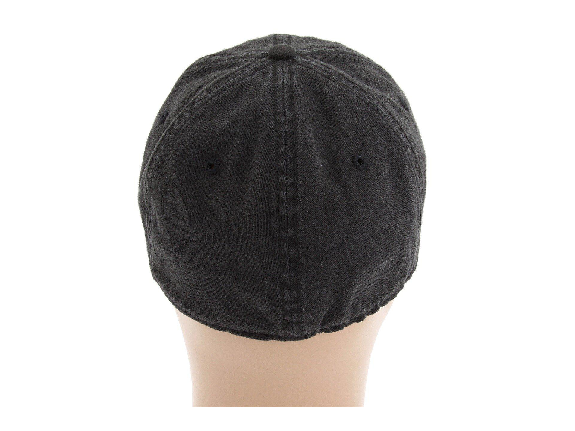 5e6b22b092bef3 Lyst - Goorin Bros Slayer (navy) Baseball Caps in Black for Men