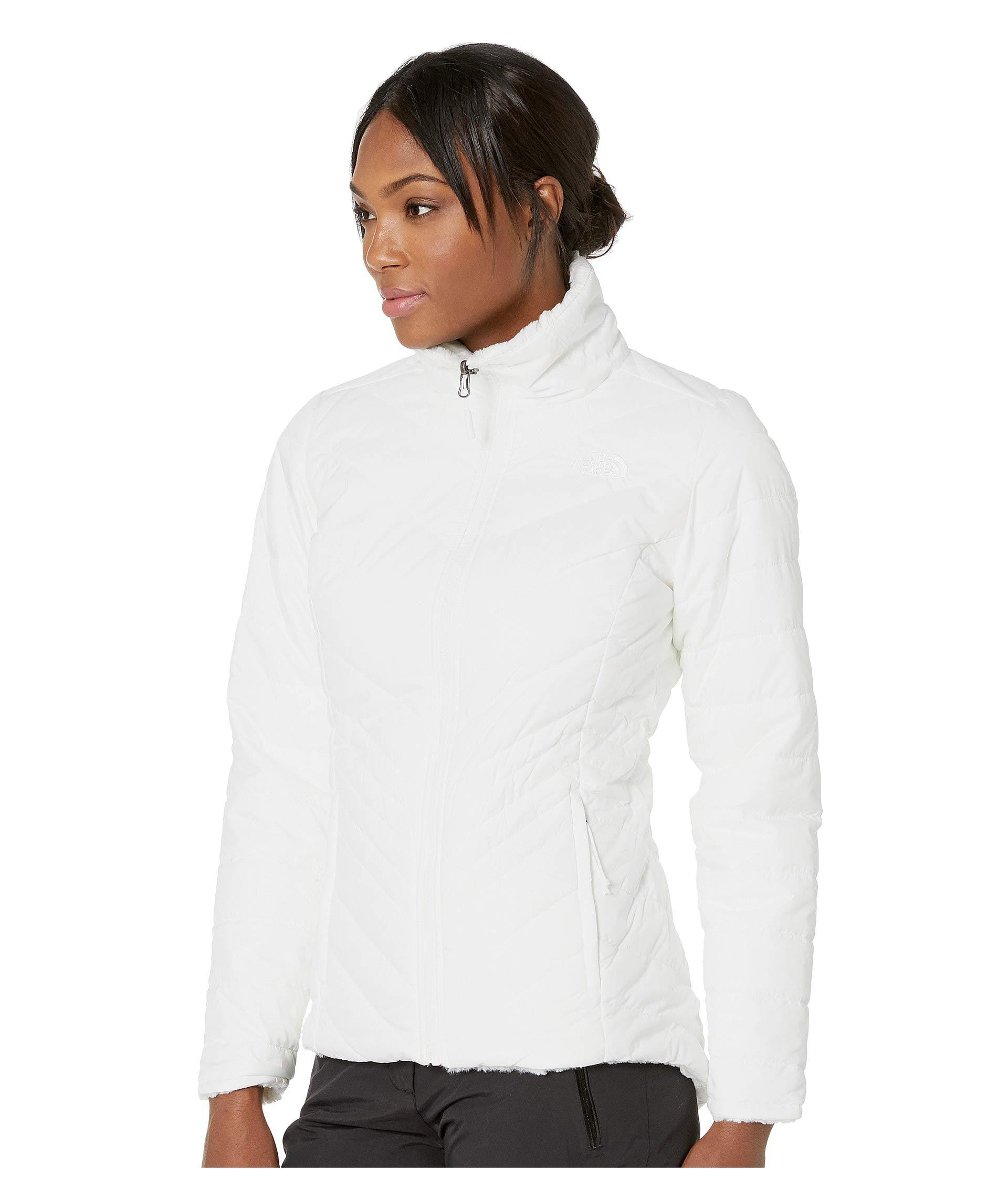 Lyst - The North Face Mossbud Insulated Reversible Jacket (asphalt ... e4d266337
