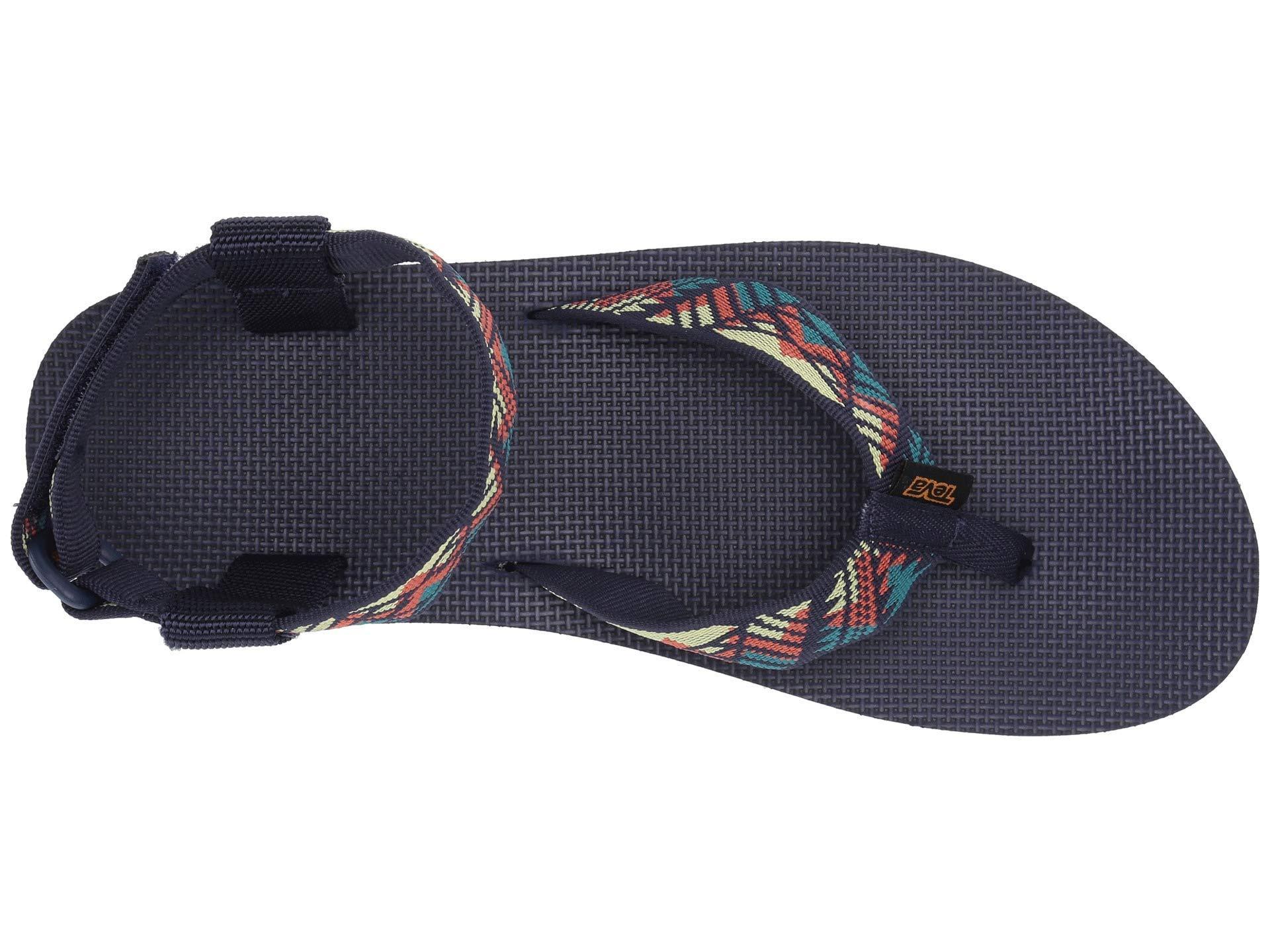 805ac23a379115 Lyst - Teva Original Sandal - Urban (black) Men s Sandals in Blue ...