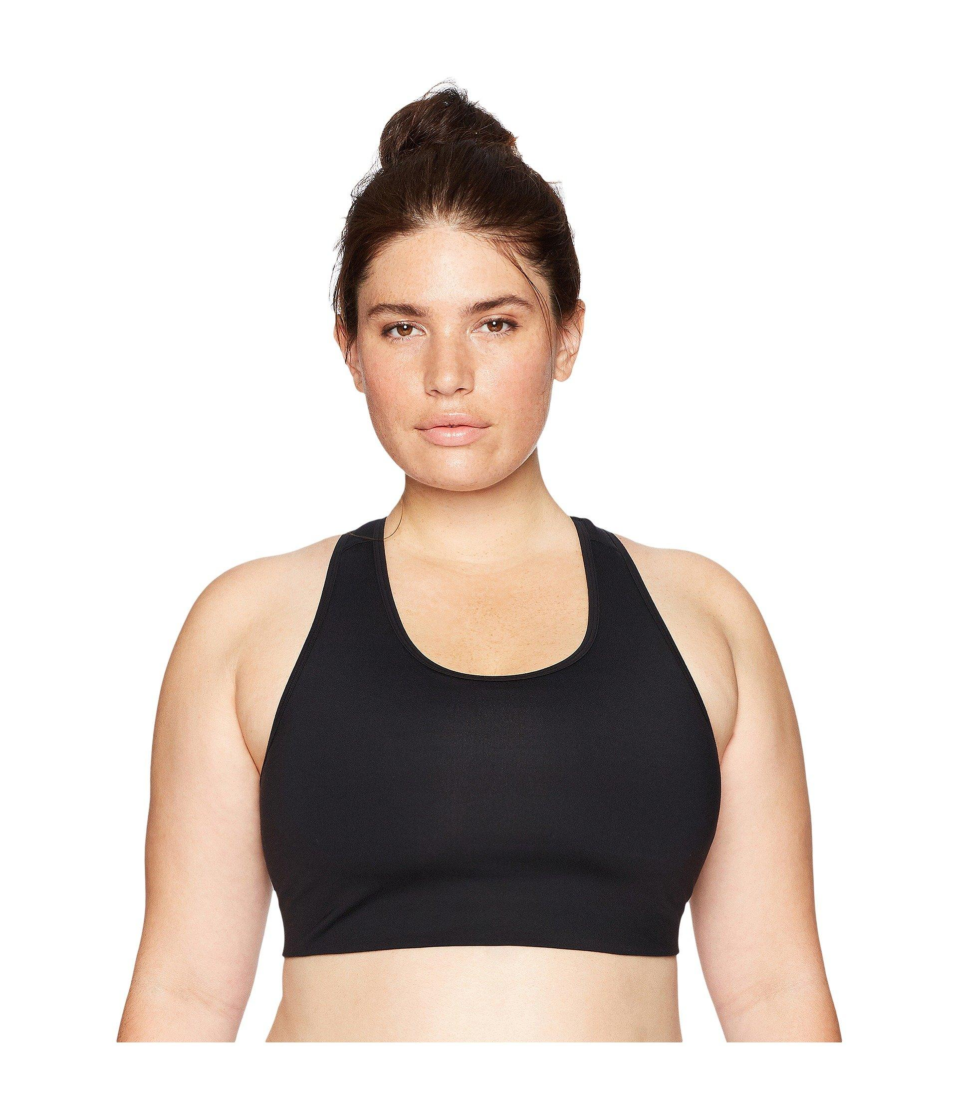 be5c44bc2a Lyst - Core 10 Icon Series - The Track Star Plus Size Sports Bra ...