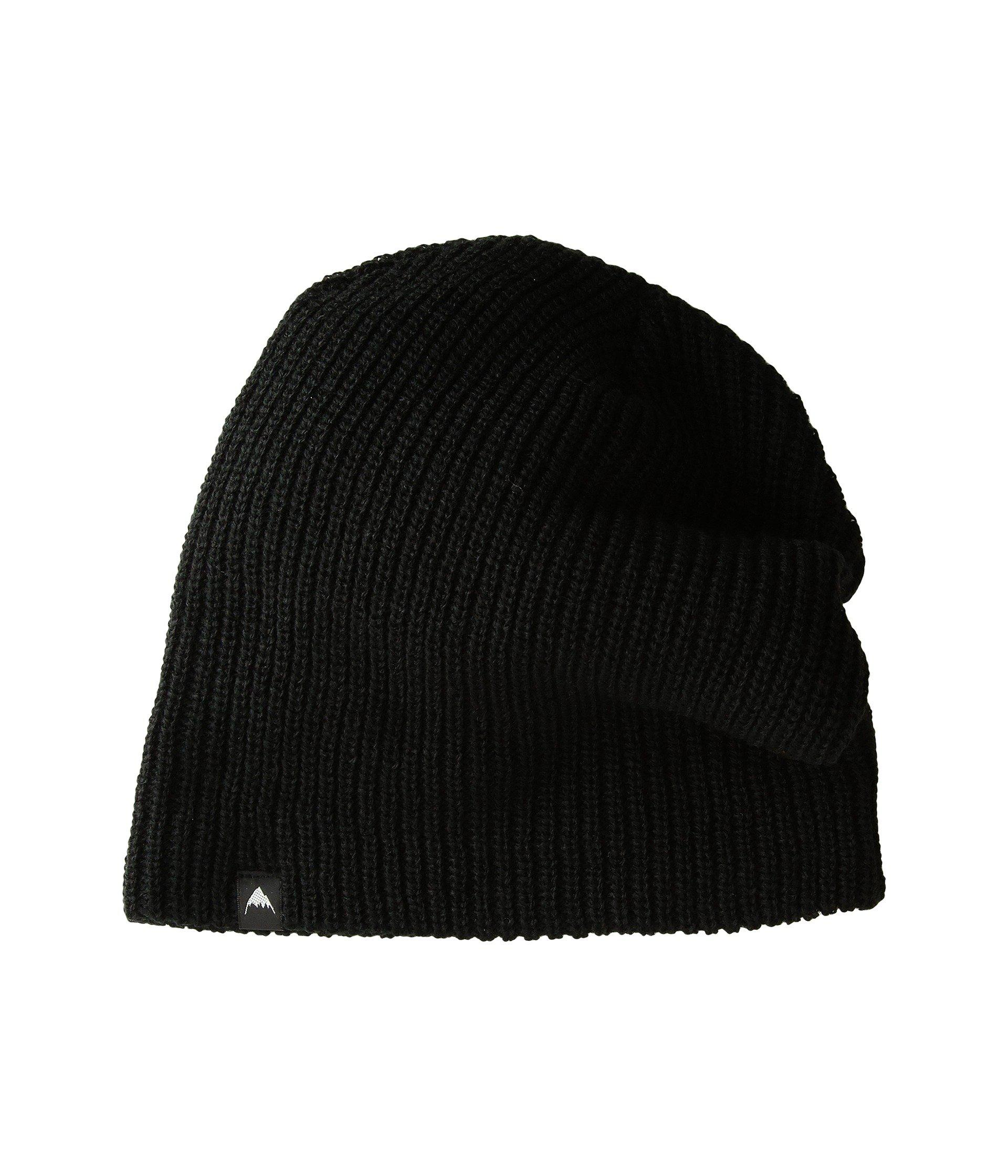 f873ef702a1 Lyst - Burton All Day Long Beanie (hawk) Beanies in Black for Men