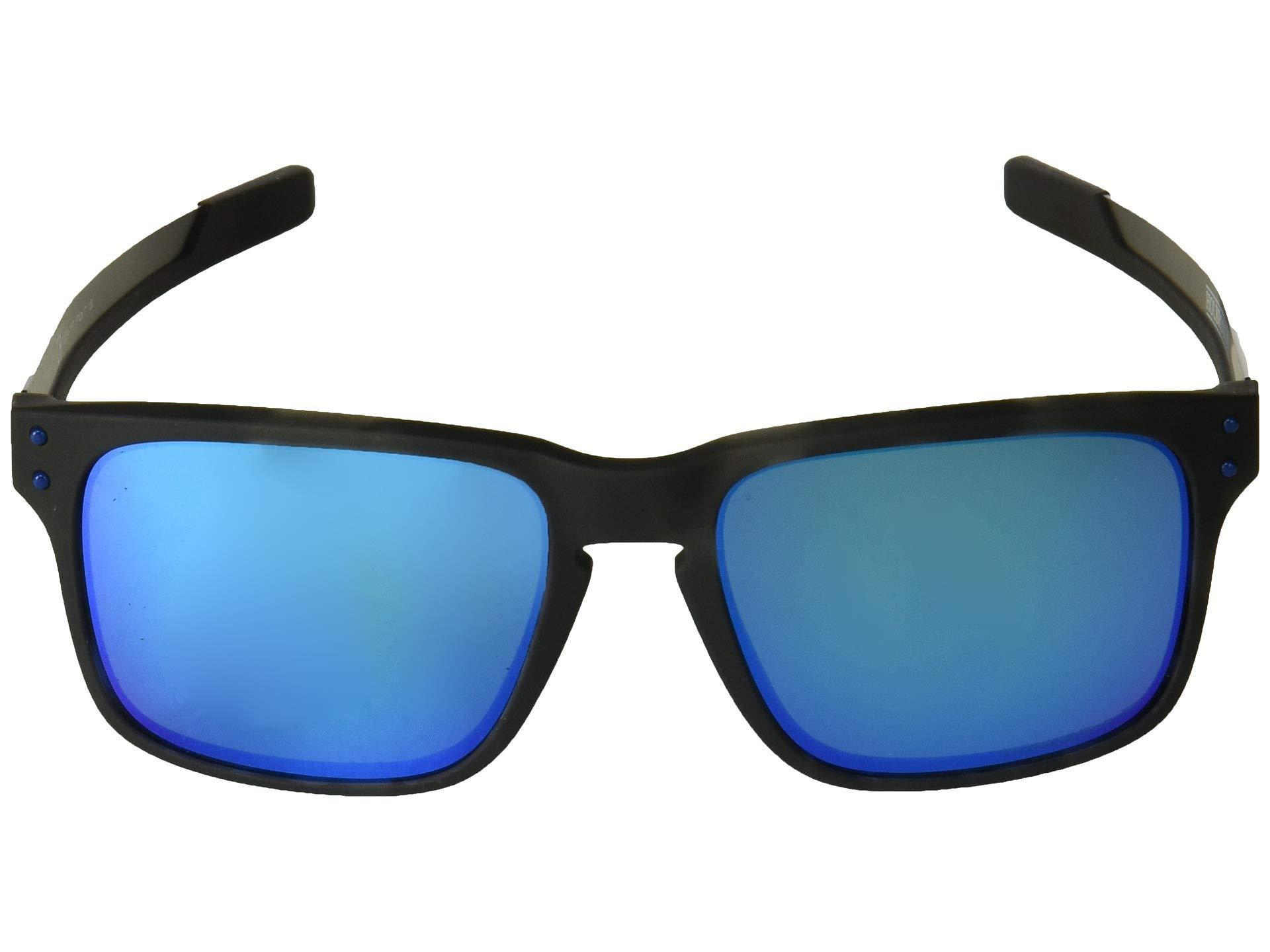 f852d9629f Oakley - Holbrook Mix (matte Black Tortoise prizm Sapphire Polarized) Sport  Sunglasses for. View fullscreen