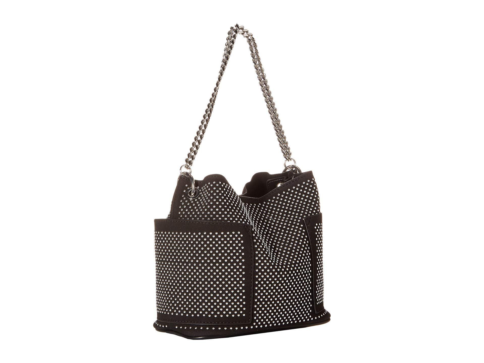 32dfa25329 Steve Madden - Bsasha (black) Hobo Handbags - Lyst. View fullscreen