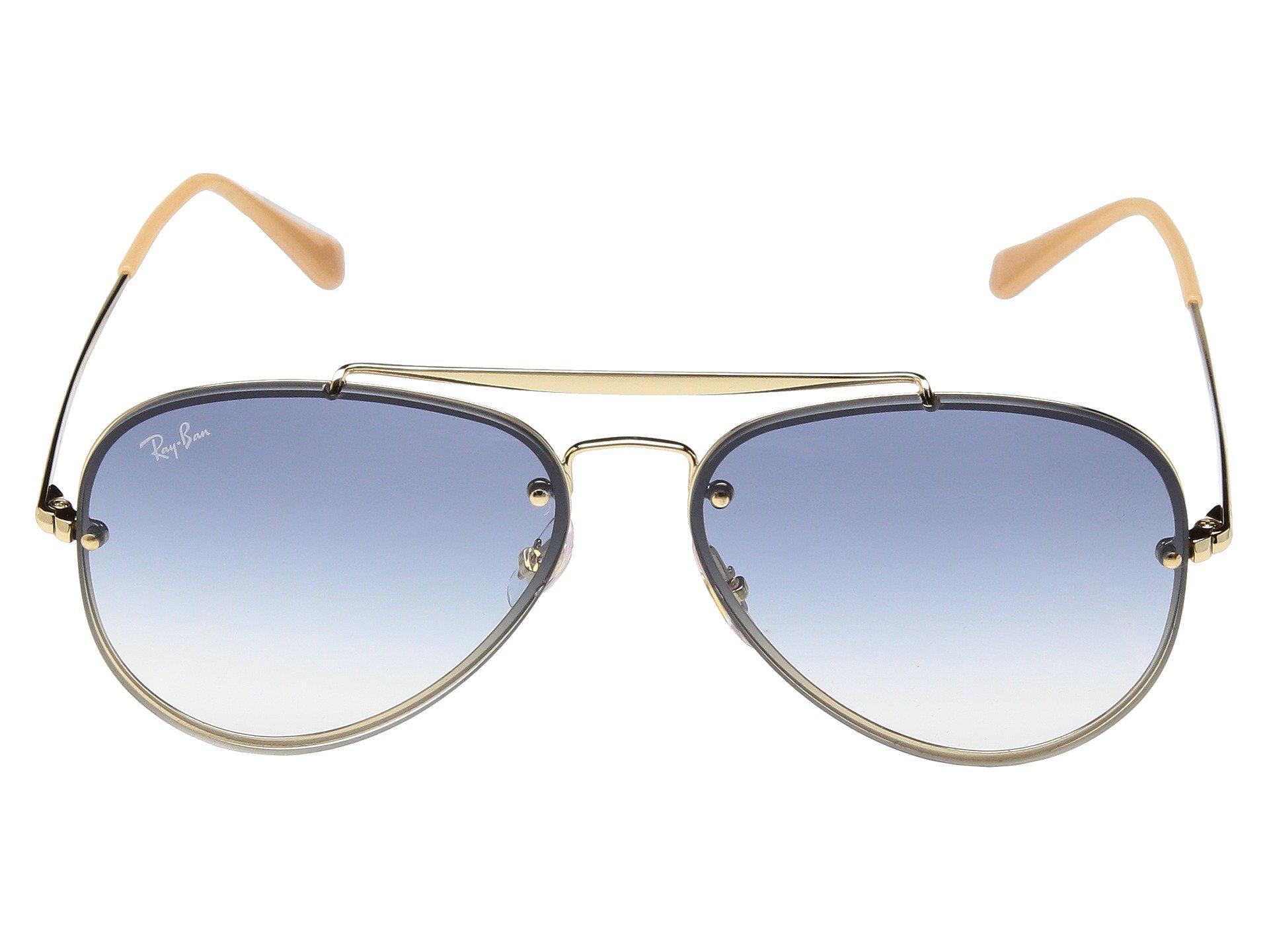Ray-Ban - Blue Rb3584n Blaze Aviator 58mm (gold pink Mirror) Fashion. View  fullscreen 567aa8f17d