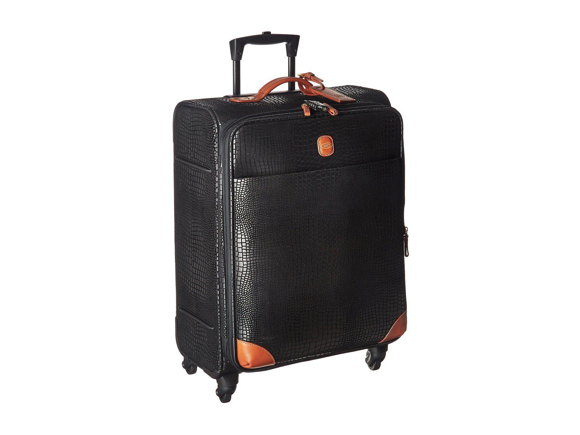 1ca2906b7c Lyst - Bric s My Safari 25 Expandable Spinner (black) Luggage in Black