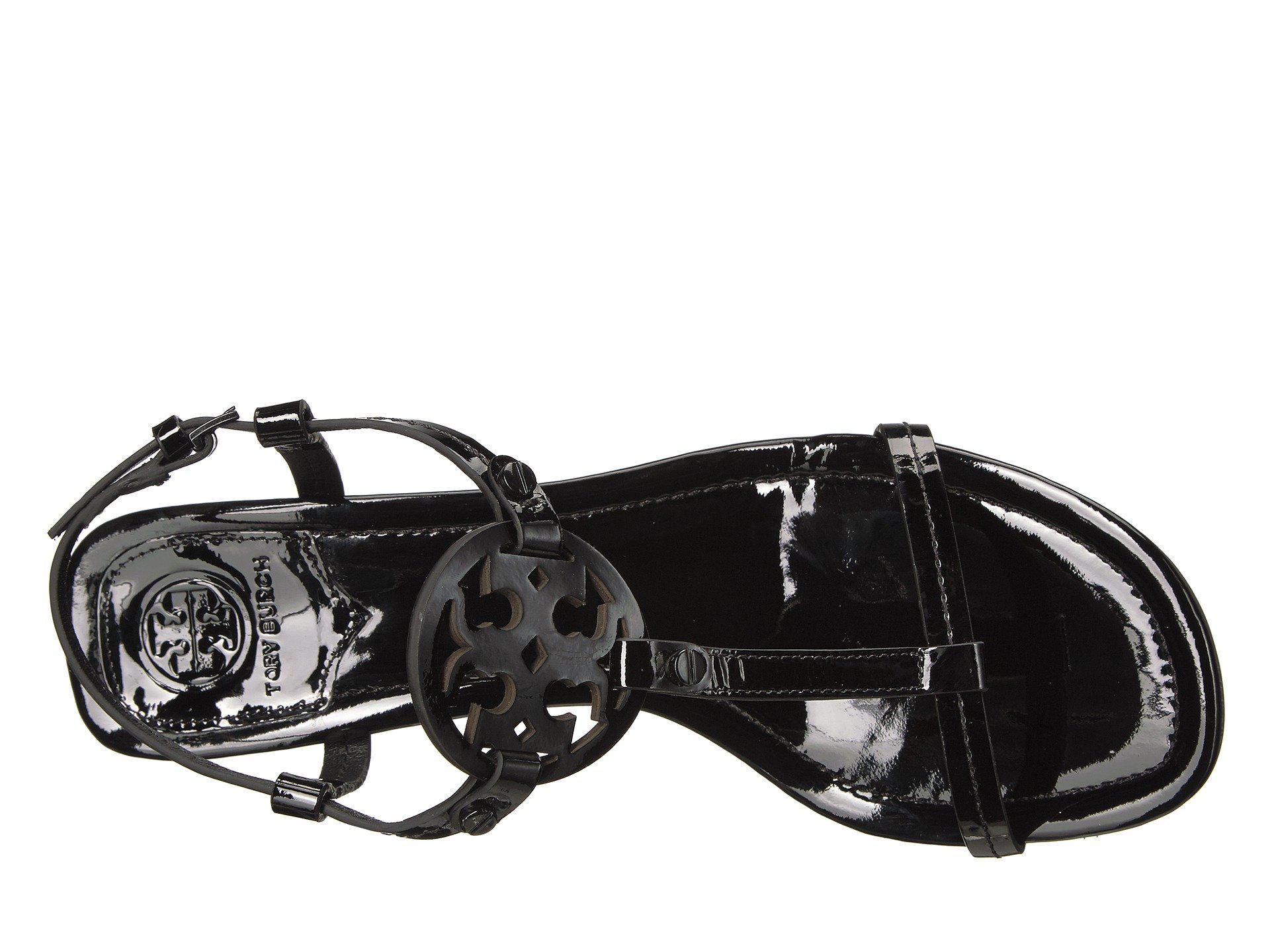0c20d2a87c32 Lyst - Tory Burch Miller 55mm Sandal (royal Tan) Women s Sandals in ...