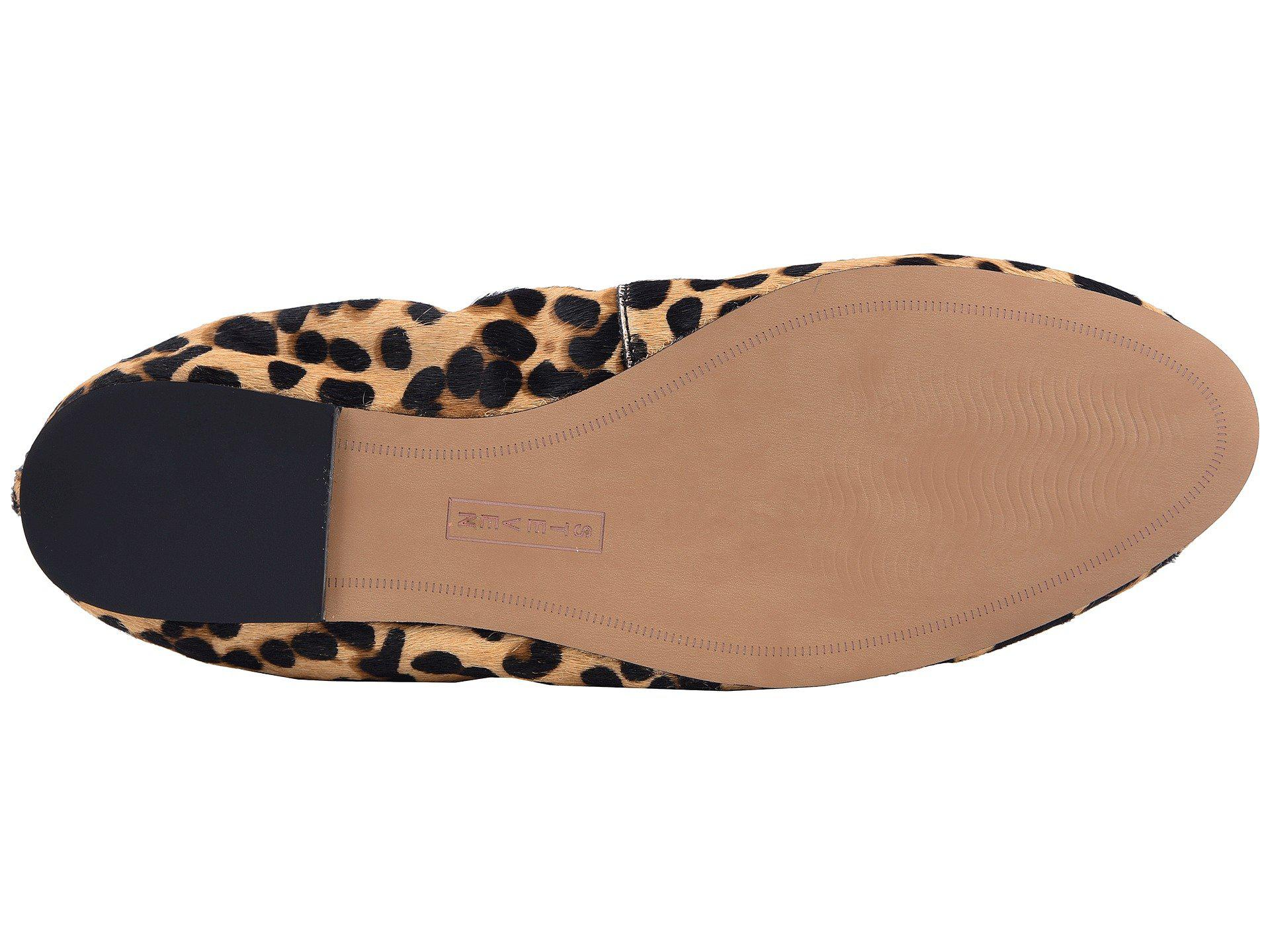 905539e90035 Steven by Steve Madden Darsha-l (leopard) Women's Flat Shoes - Lyst