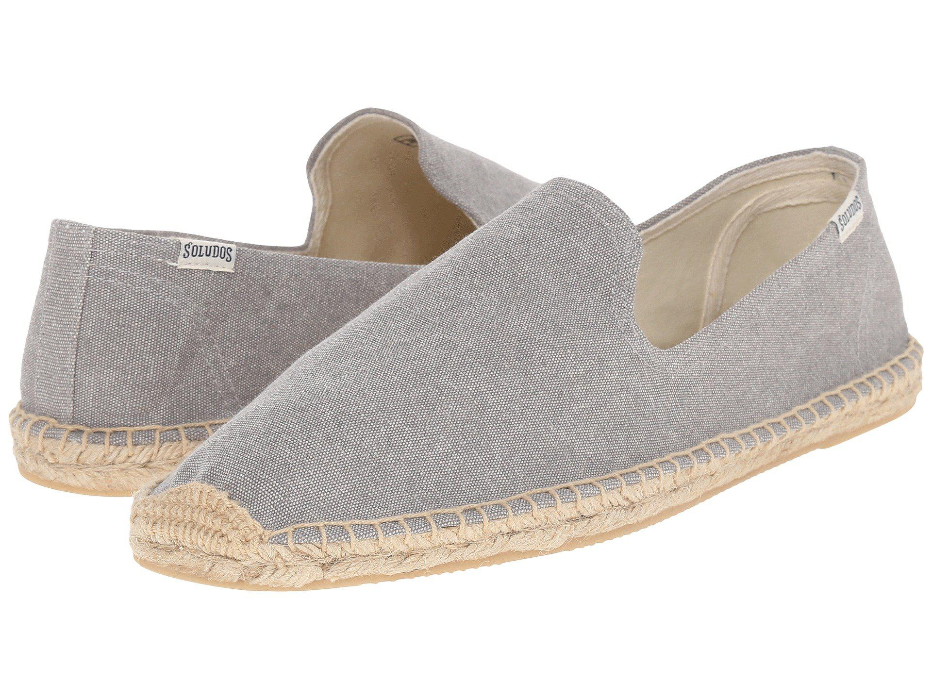 Soludos. Men's Smoking Slipper
