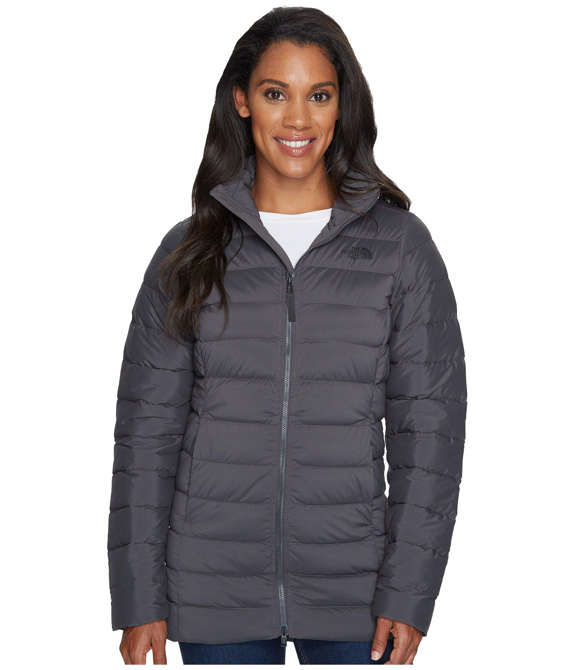 North face puffer jacket damen