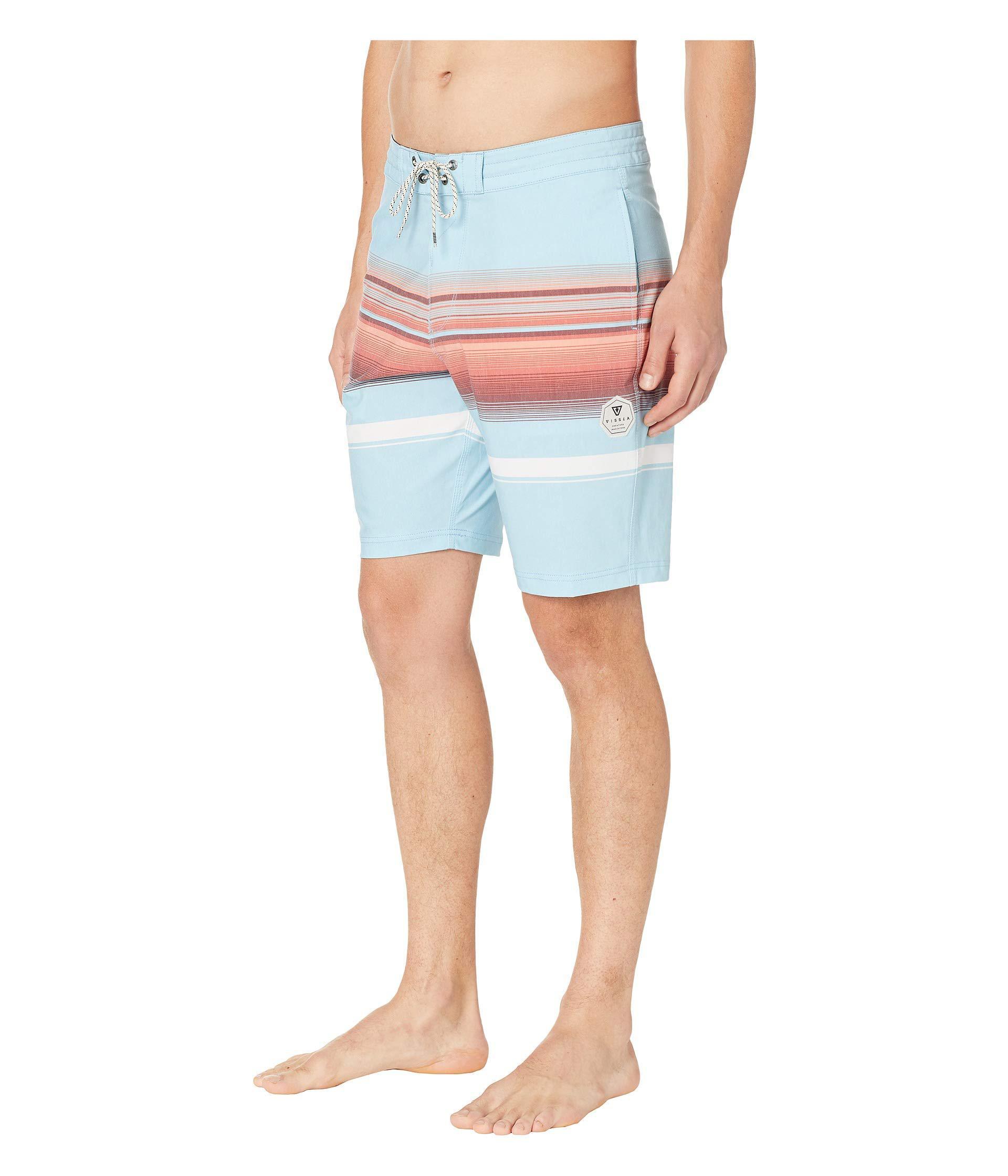 707bc1cba6 Lyst - Vissla El Granada Boardshorts 20 (dark Naval) Men's Swimwear in Blue  for Men