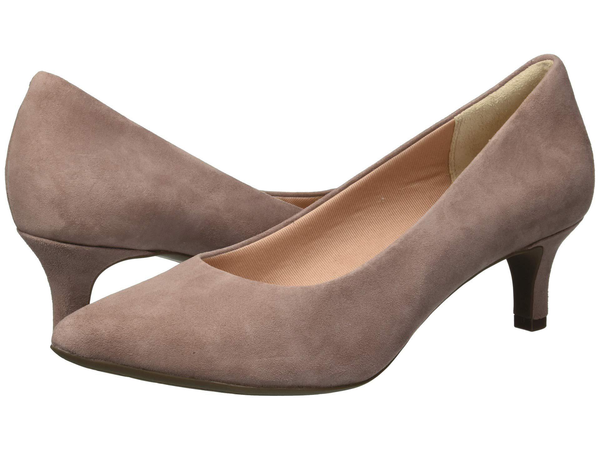 e98a91d8366 Rockport. Women s Total Motion Kalila Pump (black Suede) High Heels