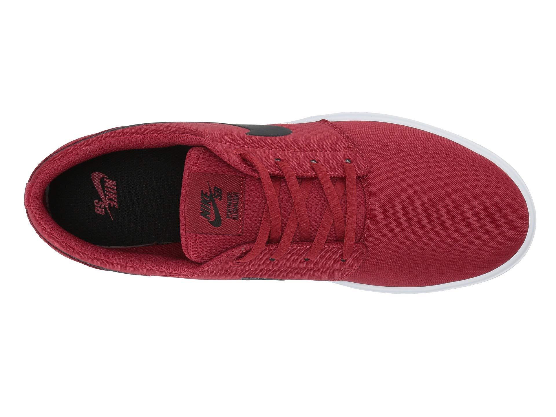 8b8218dcfbb Nike - Portmore Ii Ultralight (black black anthracite) Men s Skate Shoes  for. View fullscreen