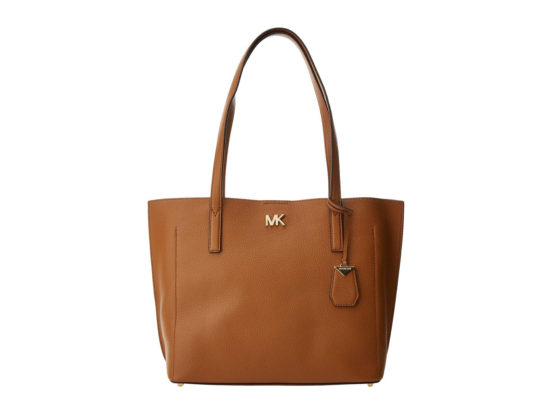 8c2d937df9ae MICHAEL Michael Kors Ana Medium East/west Bonded Tote (acorn) Tote ...