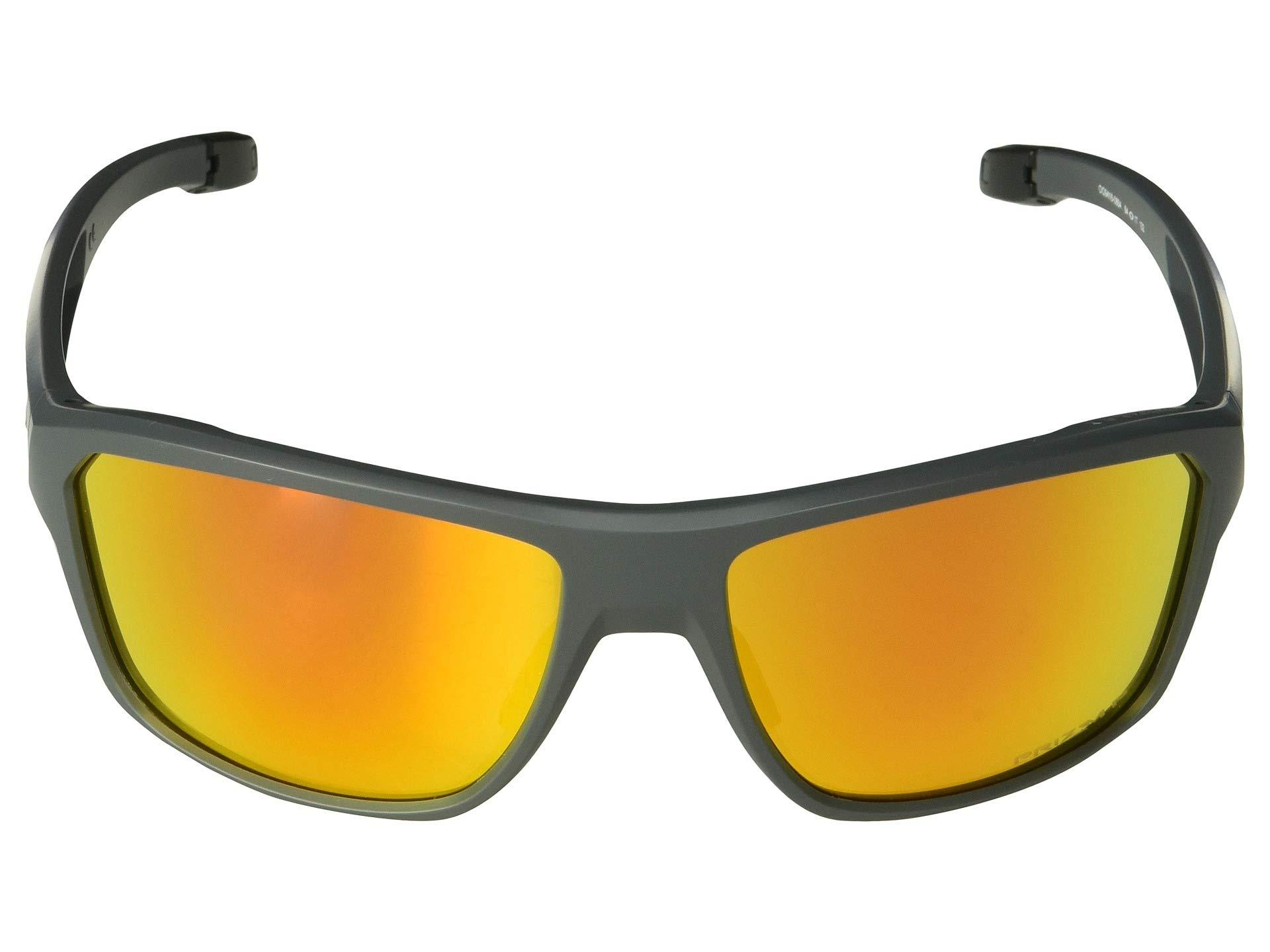 860293301104 Oakley - Gray Split Shot (matte Black prizm Deep H2o Polarized) Sport  Sunglasses. View fullscreen