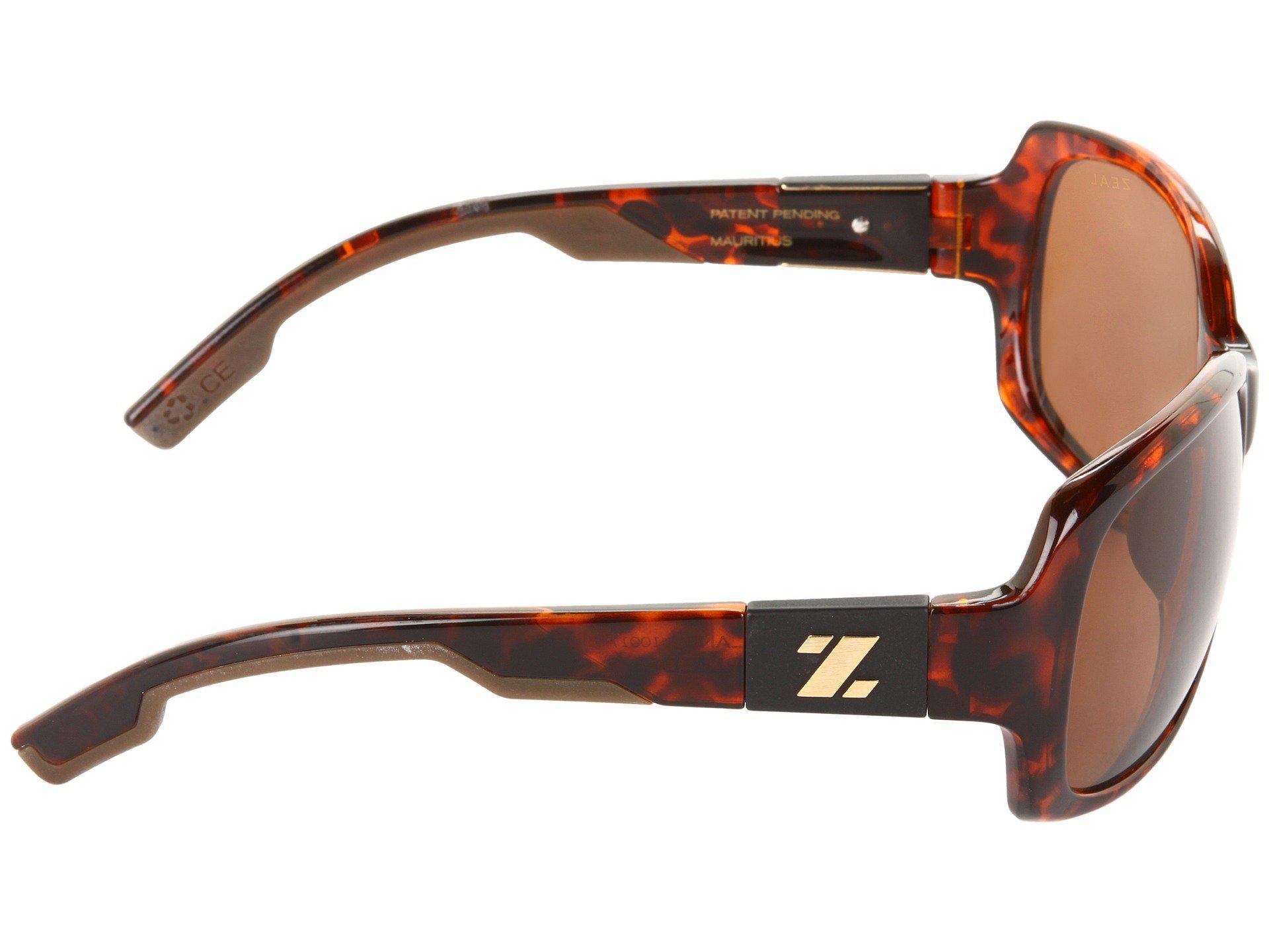 0933ce101d Zeal Optics - Red Penny Lane Polarized (demi Tortoise W   Copper Polarized  Lens). View fullscreen