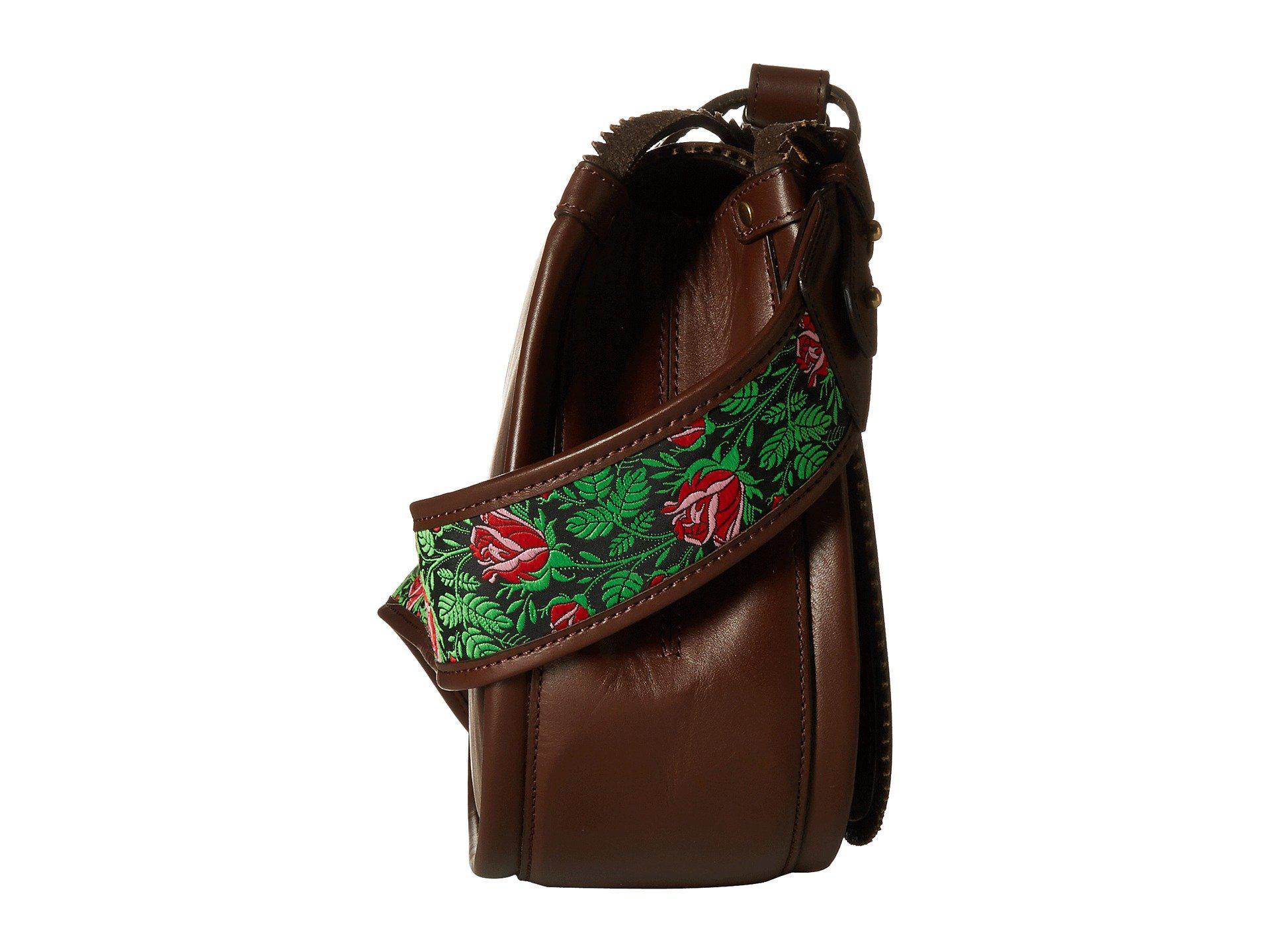 7b2dff57fa5 Vivienne Westwood Heidi Medium Crossbody Bag in Brown - Lyst