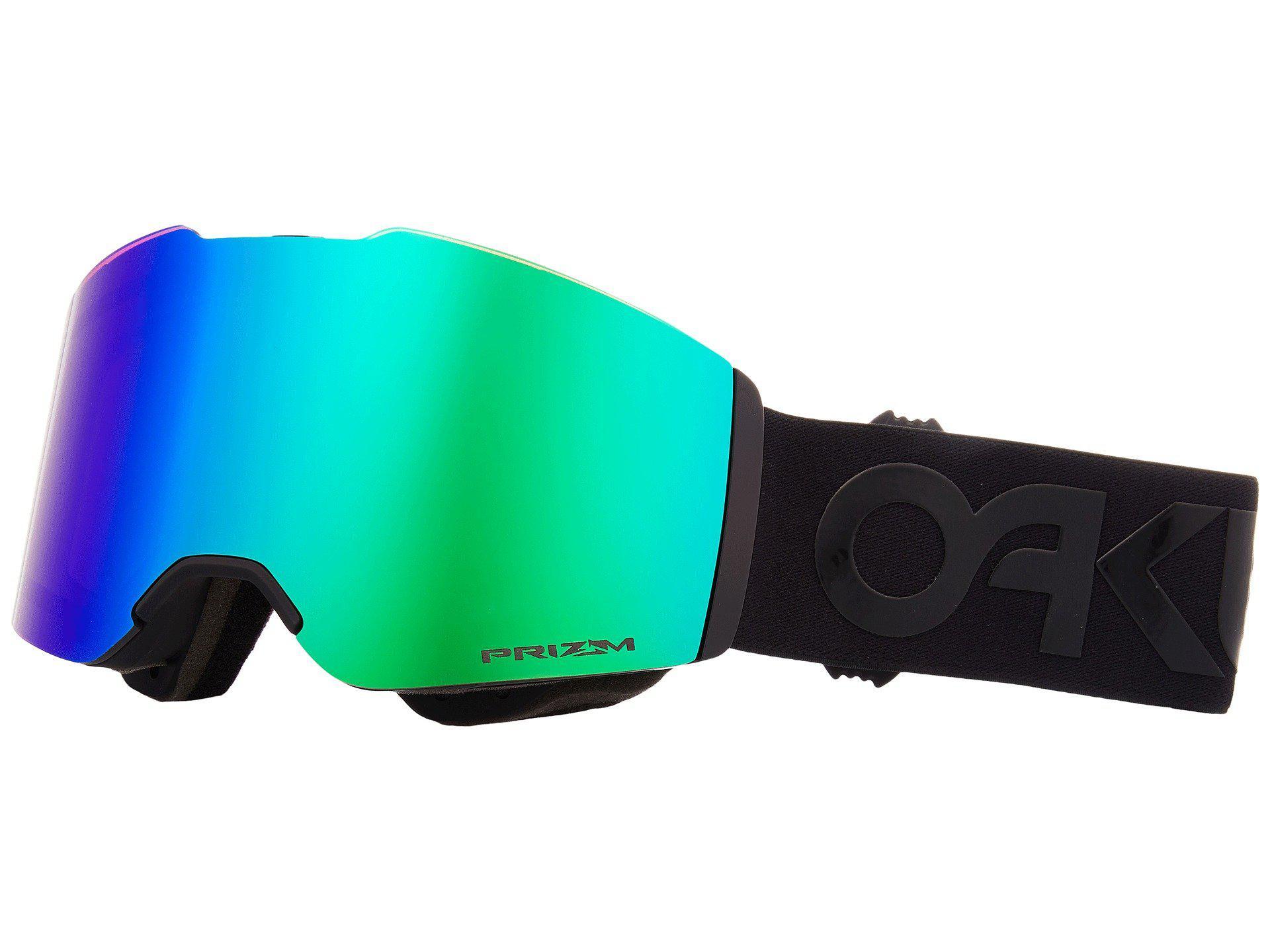 dbef5bb48073 Lyst - Oakley Fall Line (matte Black W  Prizm Rose) Goggles for Men