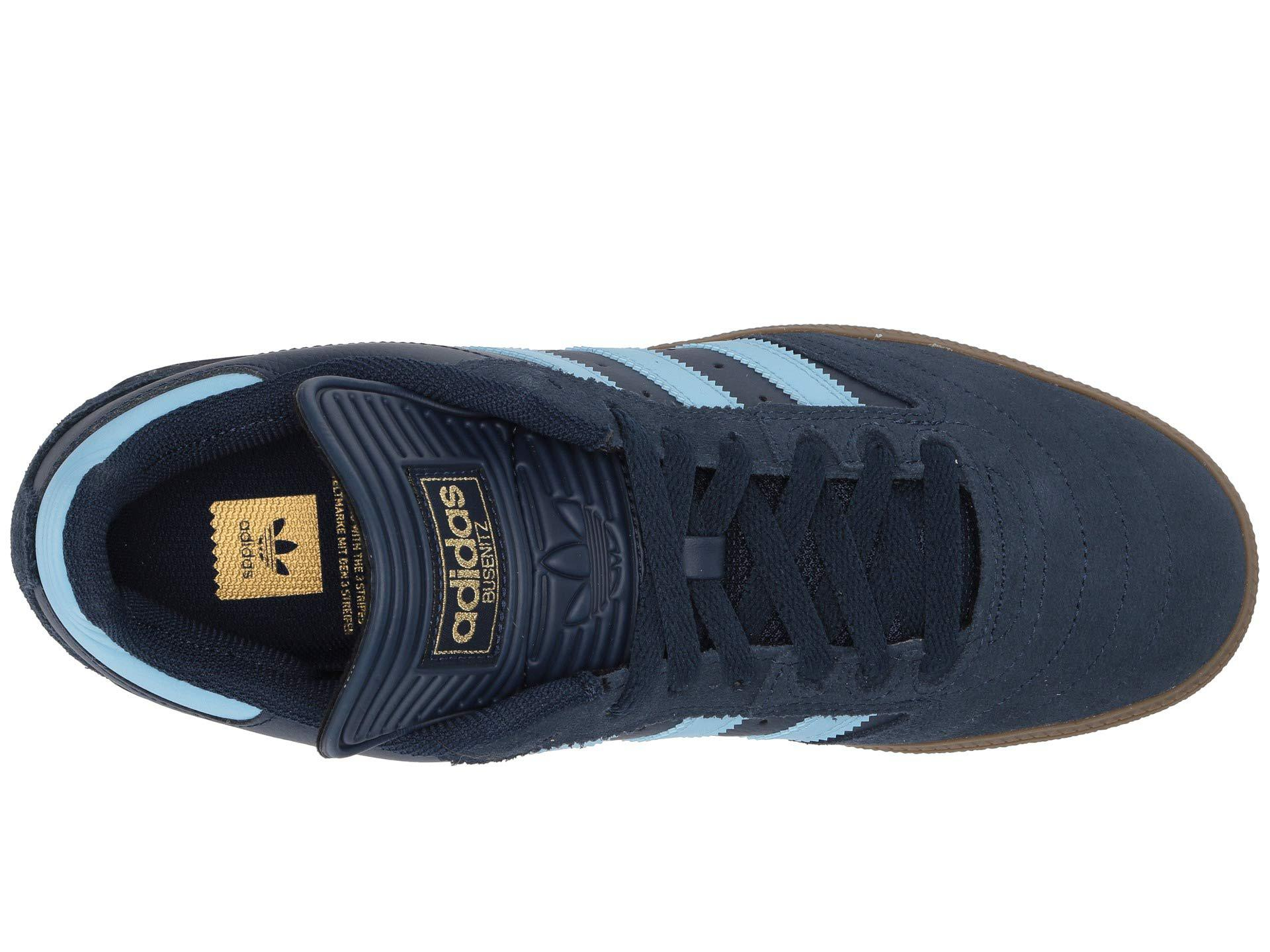 new products 47b64 2dd92 Adidas Originals - Blue Busenitz Pro (grey Twocollegiate Greengum 3).  View fullscreen