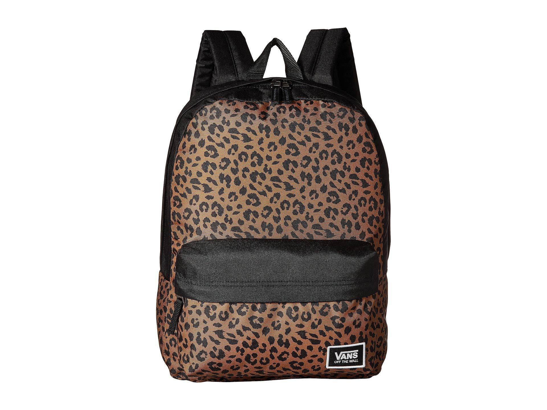 d05ef7a689 Vans Realm Classic Backpack (fairy Tale Checkerboard) Backpack Bags ...