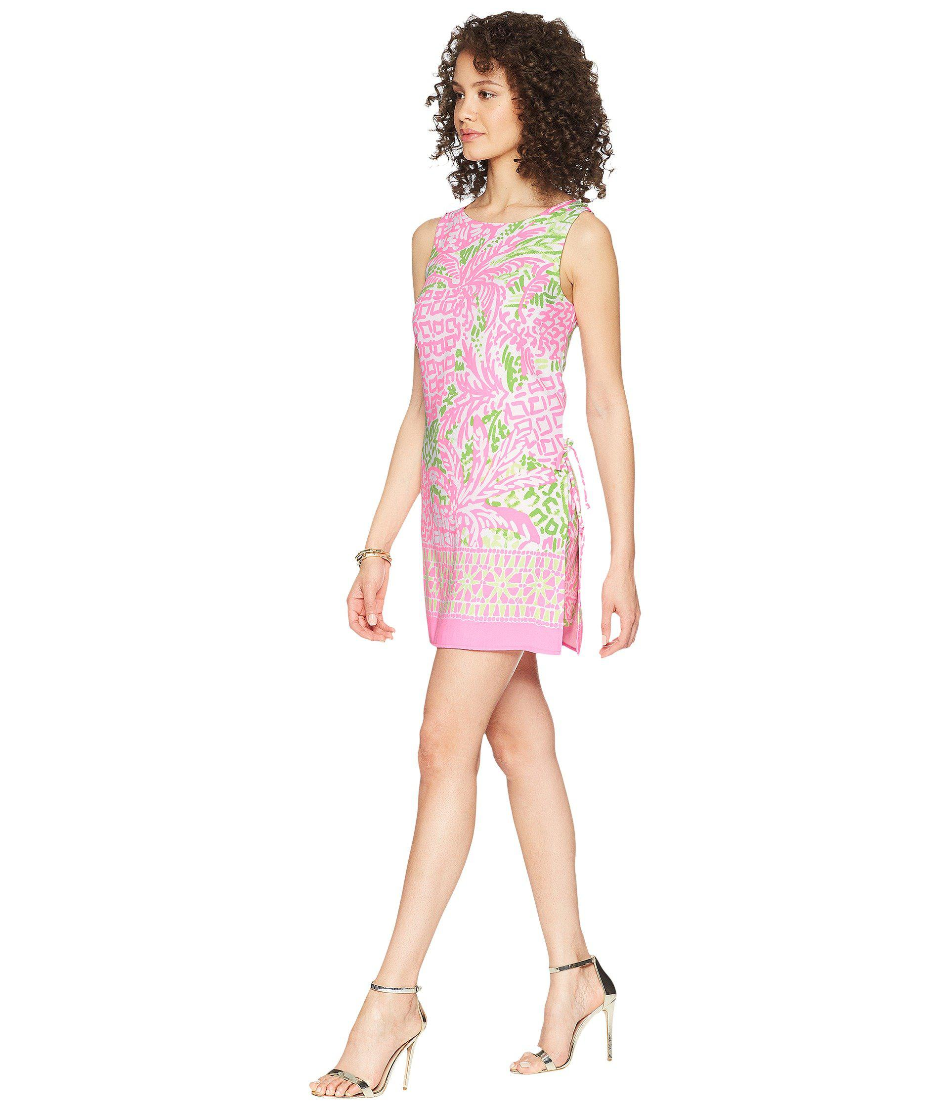 e3d3141a419f Lyst - Lilly Pulitzer Donna Romper (pink Sunset Home Slice) Women s  Jumpsuit   Rompers One Piece in Pink