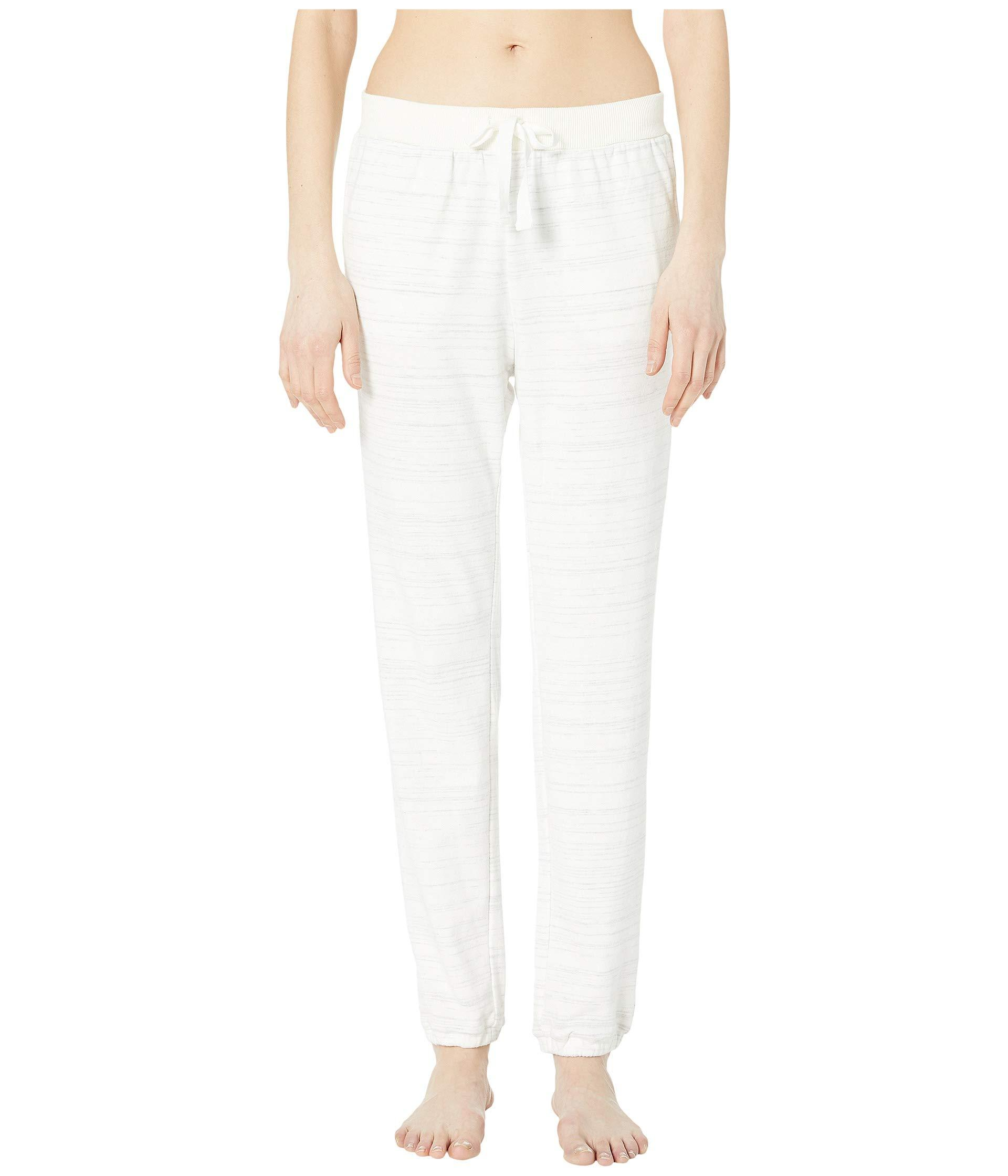 752fbcf373 Lyst - Skin Taylor Pants (ivory/grey Heather) Women's Pajama in Gray