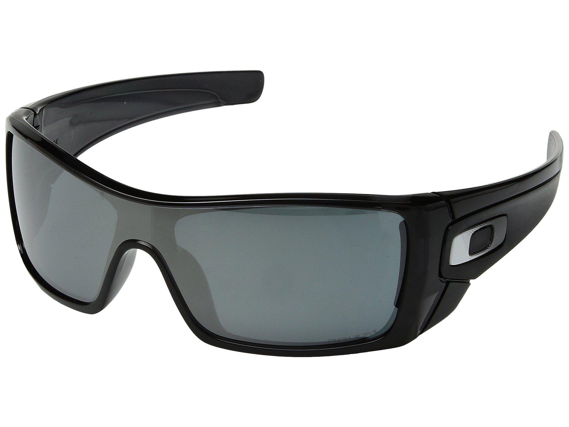 70d40ff66b Lyst - Oakley Batwolf (black Ink W  Prizm Black) Sport Sunglasses in ...