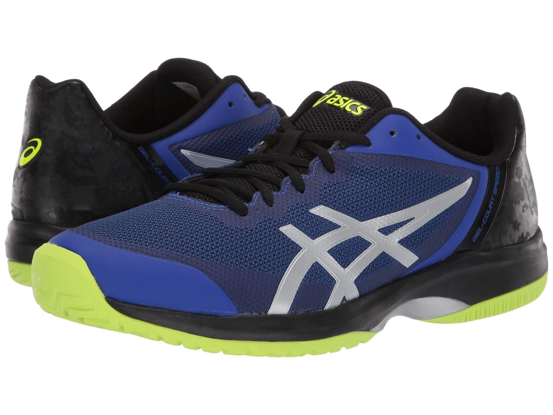 f9286f1ae6d5a Asics. Gel-court Speed (illusion Blue silver) Men s Cross Training Shoes
