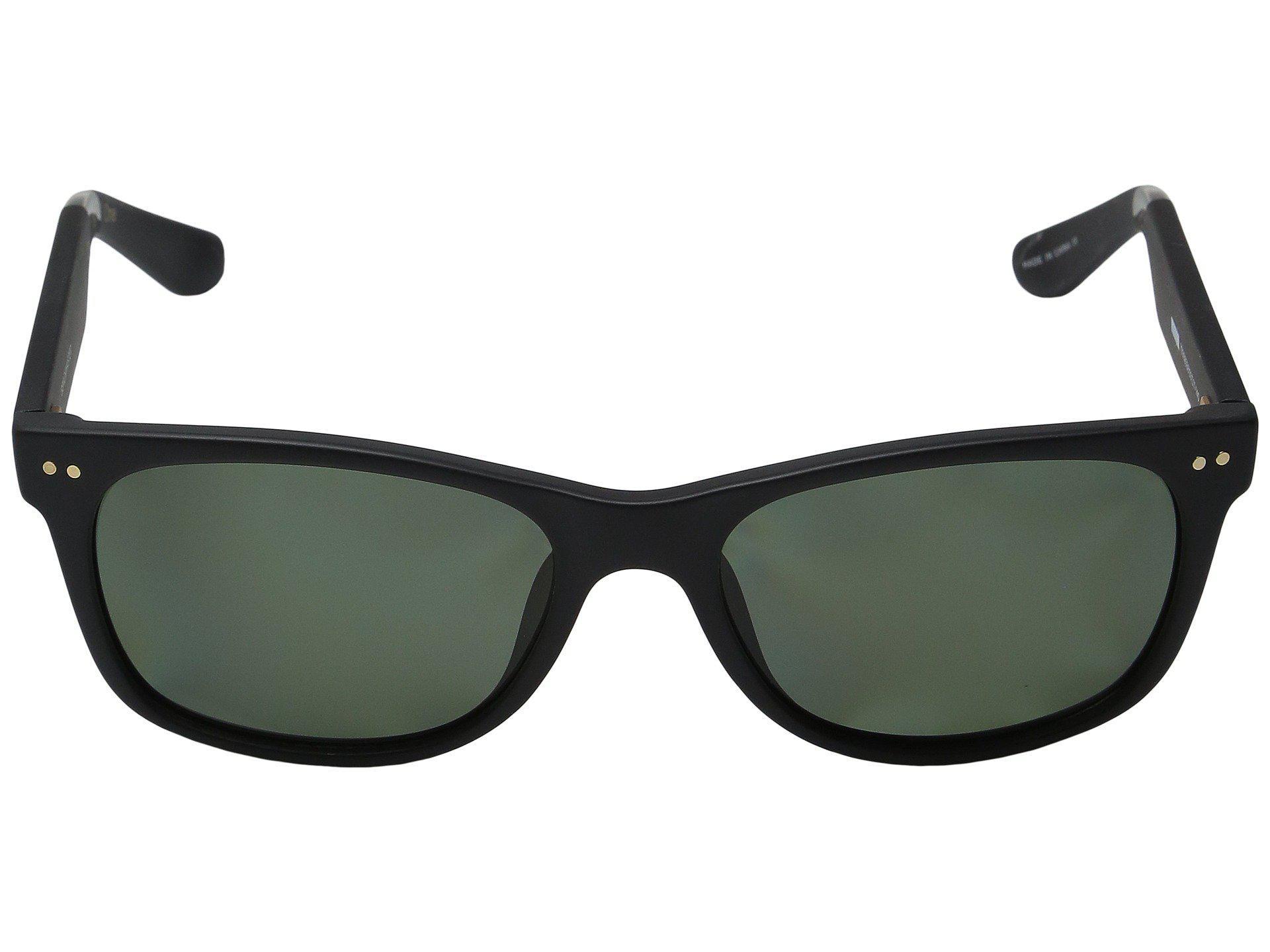 e31813a57a0 TOMS - Black Beachmaster Polarized (matte Tortoise) Fashion Sunglasses -  Lyst. View fullscreen